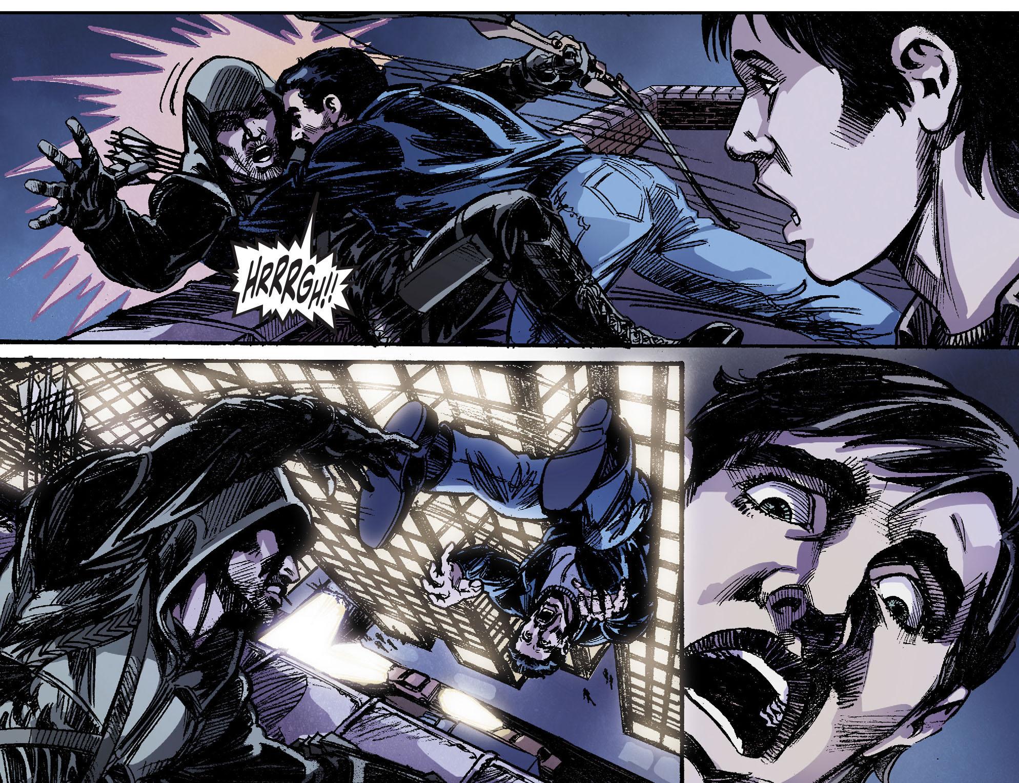 Read online Arrow [II] comic -  Issue #16 - 6