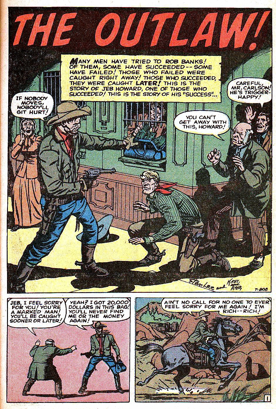 Western Gunfighters issue 1 - Page 12