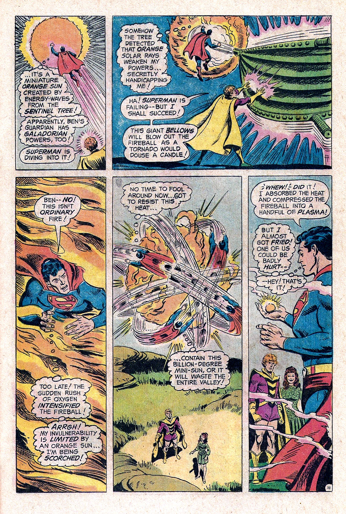 Read online Action Comics (1938) comic -  Issue #451 - 21