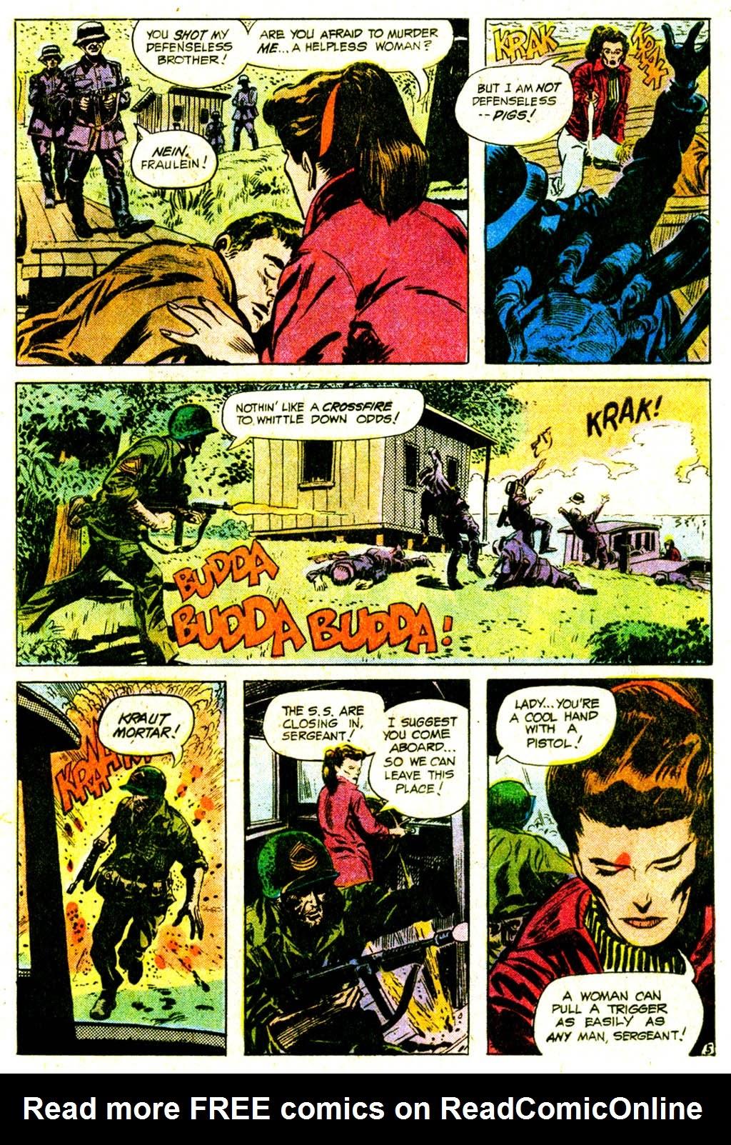 Read online Sgt. Rock comic -  Issue #311 - 8
