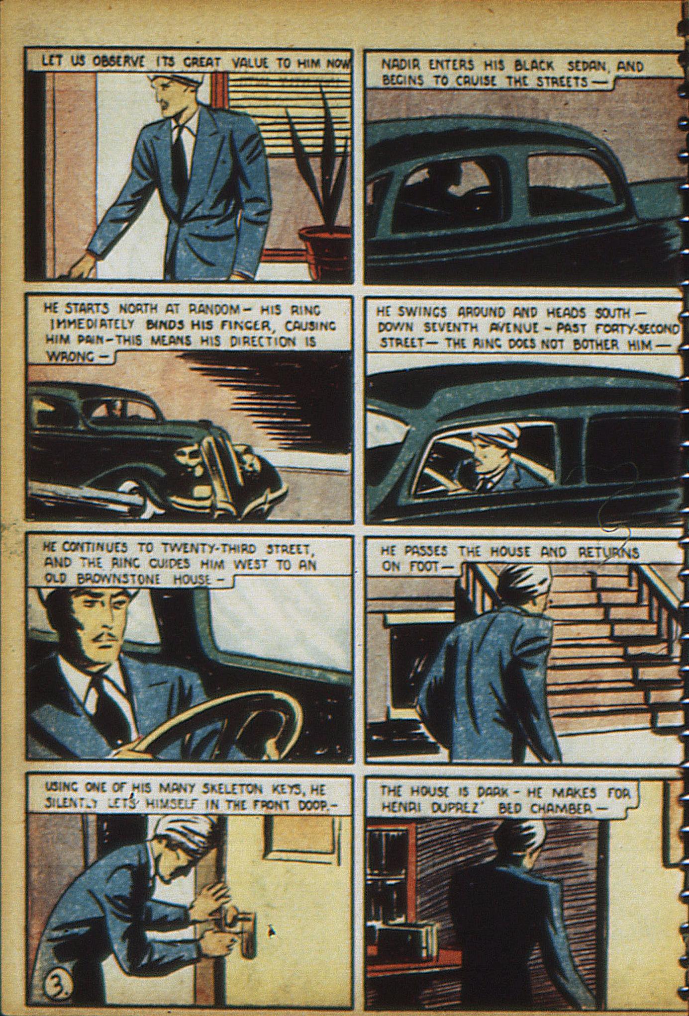 Read online Adventure Comics (1938) comic -  Issue #18 - 61
