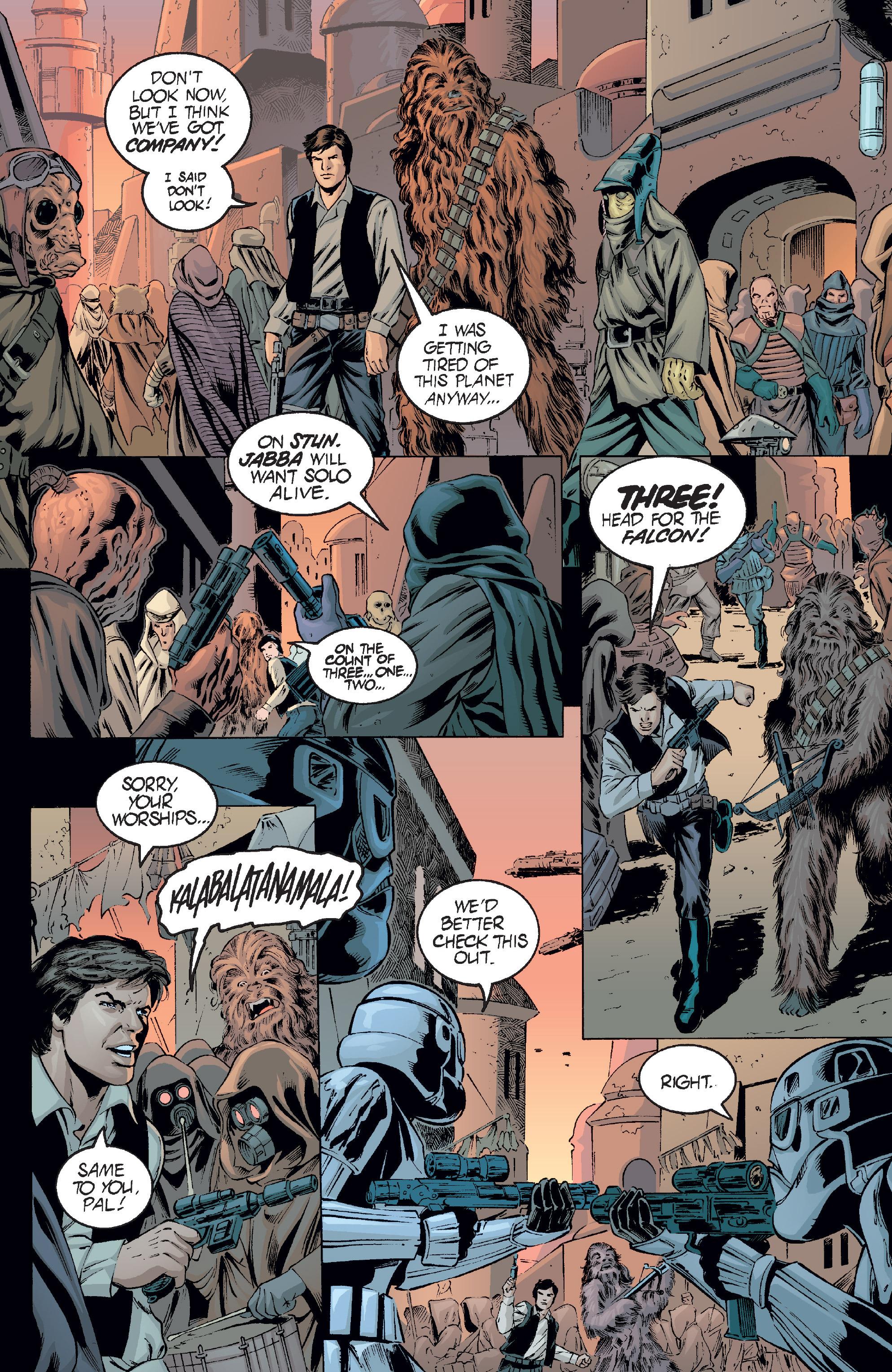Read online Star Wars Omnibus comic -  Issue # Vol. 27 - 54