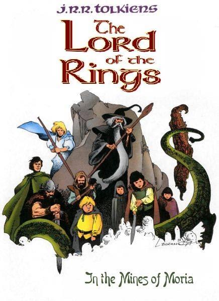 El Señor de los Anillos issue 2 - Page 1