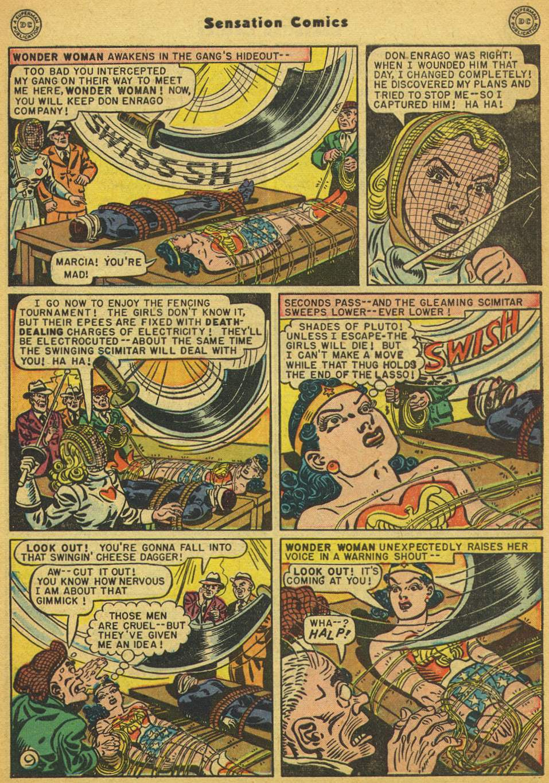 Read online Sensation (Mystery) Comics comic -  Issue #80 - 10