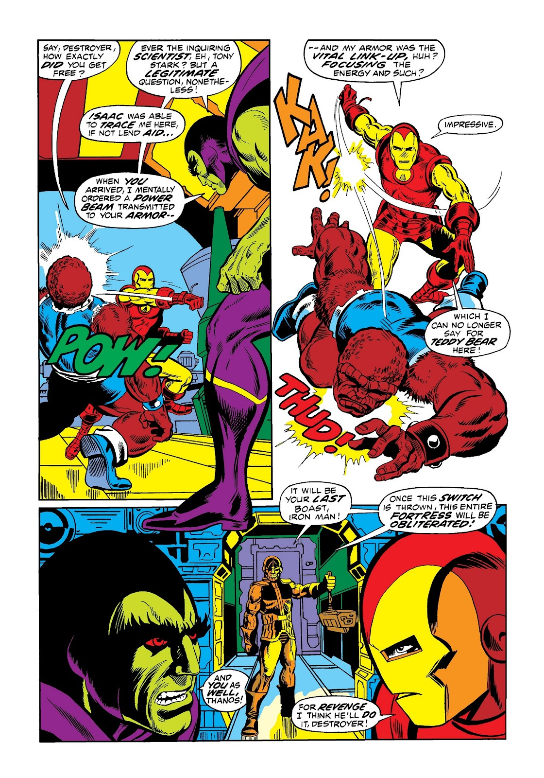 Read online Marvel Masterworks: The Invincible Iron Man comic -  Issue # TPB 9 (Part 1) - 45
