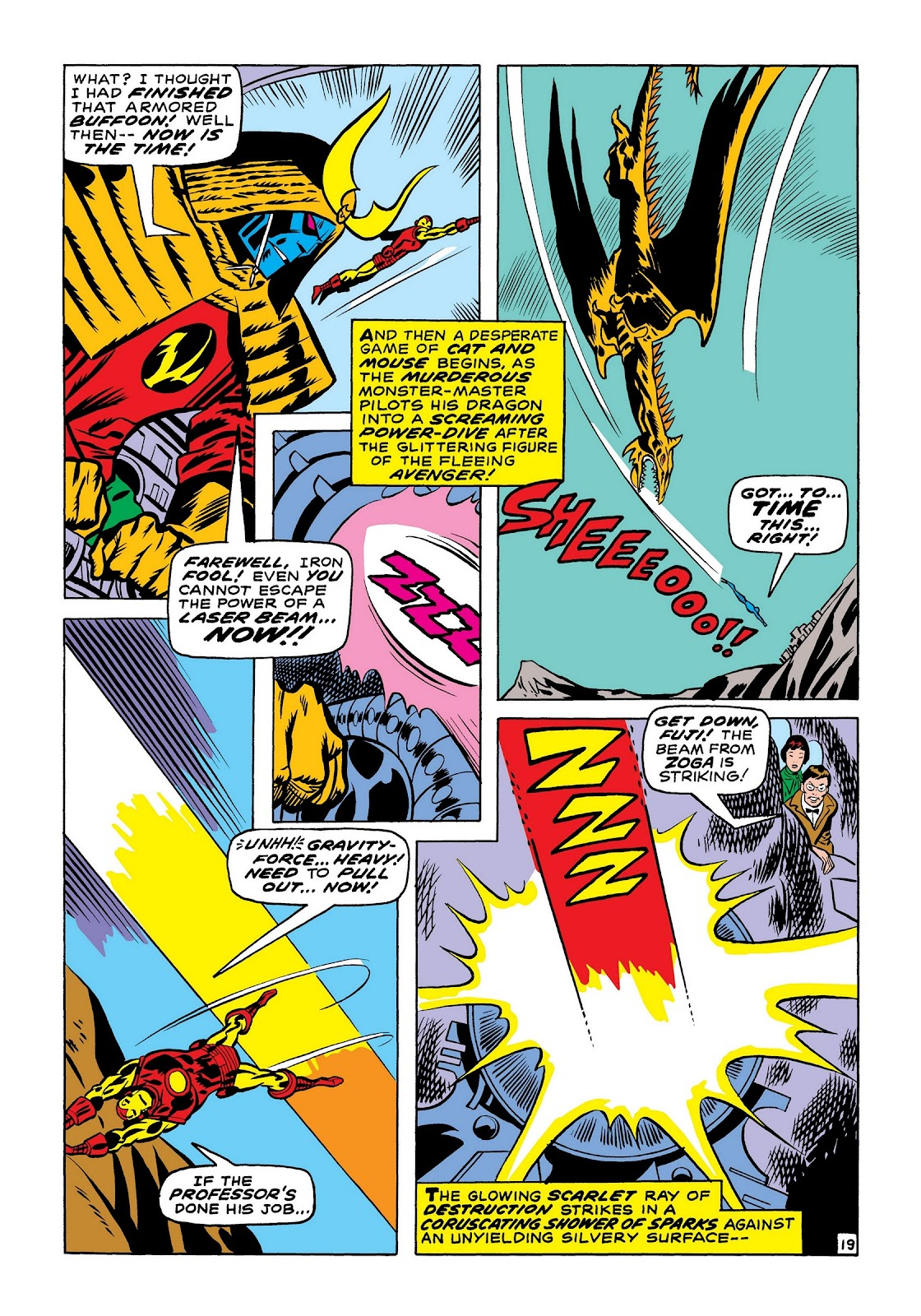 Read online Marvel Masterworks: The Invincible Iron Man comic -  Issue # TPB 7 (Part 2) - 7