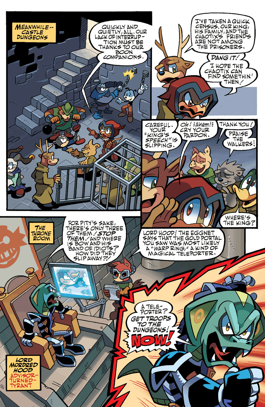 Read online Sonic Universe comic -  Issue #47 - 8