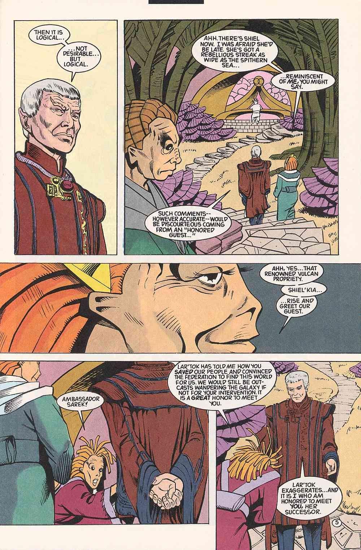 Read online Star Trek (1989) comic -  Issue # Annual 3 - 7