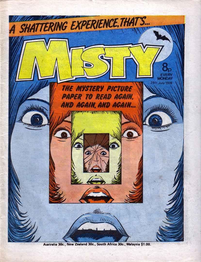 Misty (1978) 26 Page 1