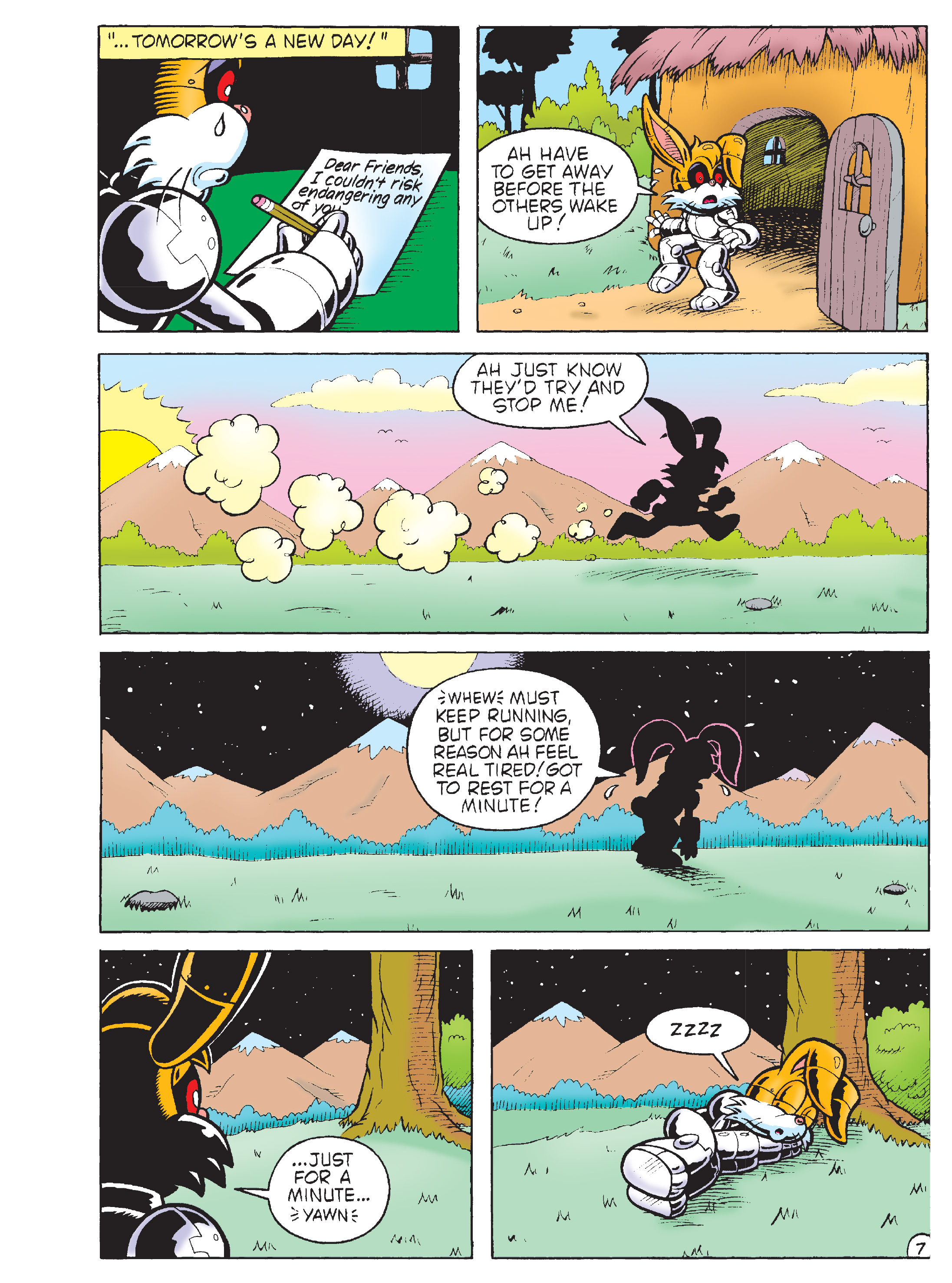 Read online Sonic Super Digest comic -  Issue #8 - 82