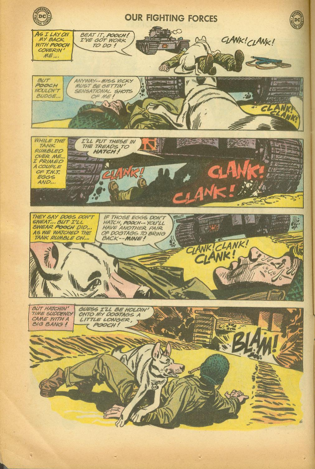 Our Fighting Forces (1954) issue 65 - Page 8