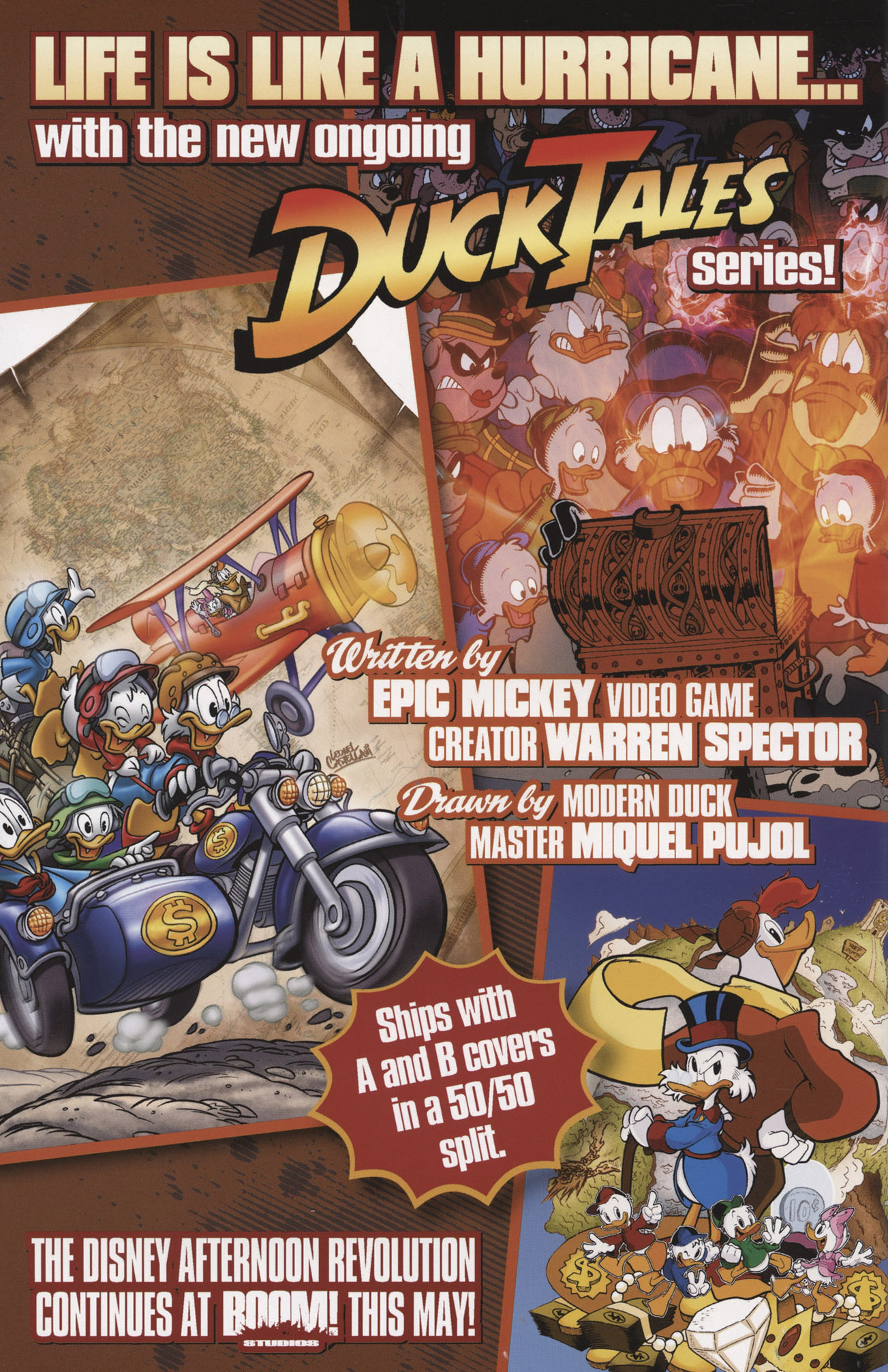 Read online Uncle Scrooge (1953) comic -  Issue #403 - 28