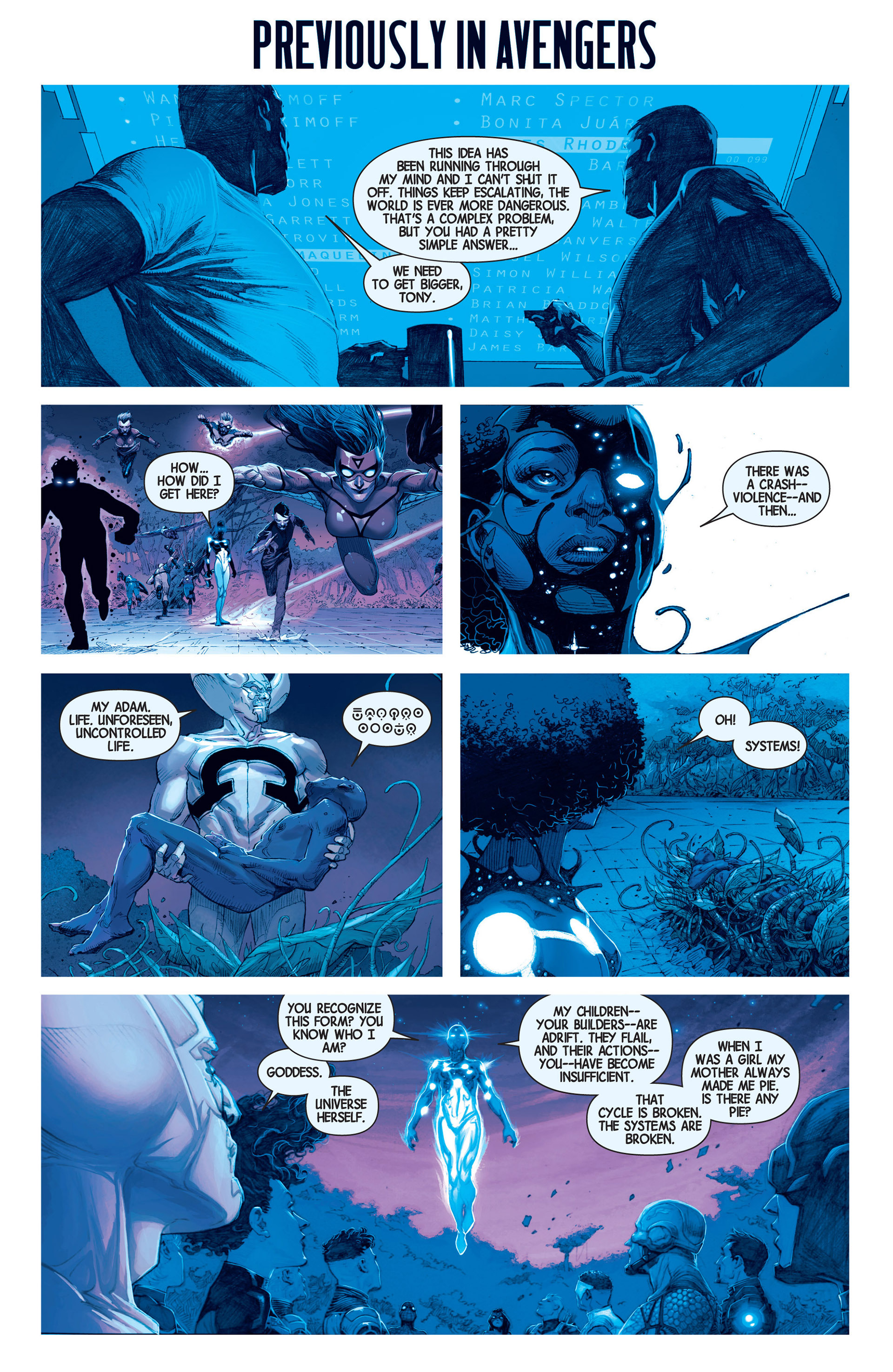 Read online Avengers (2013) comic -  Issue #6 - 2