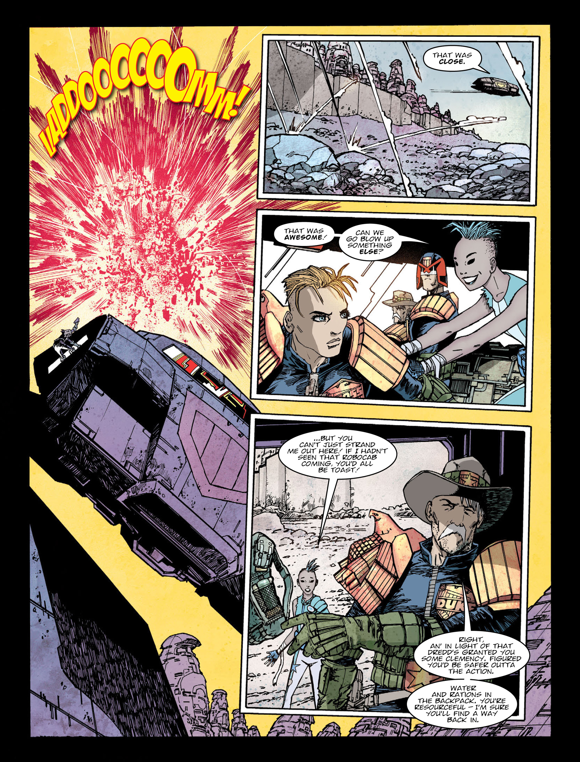 Read online 2000 AD comic -  Issue #2017 - 6