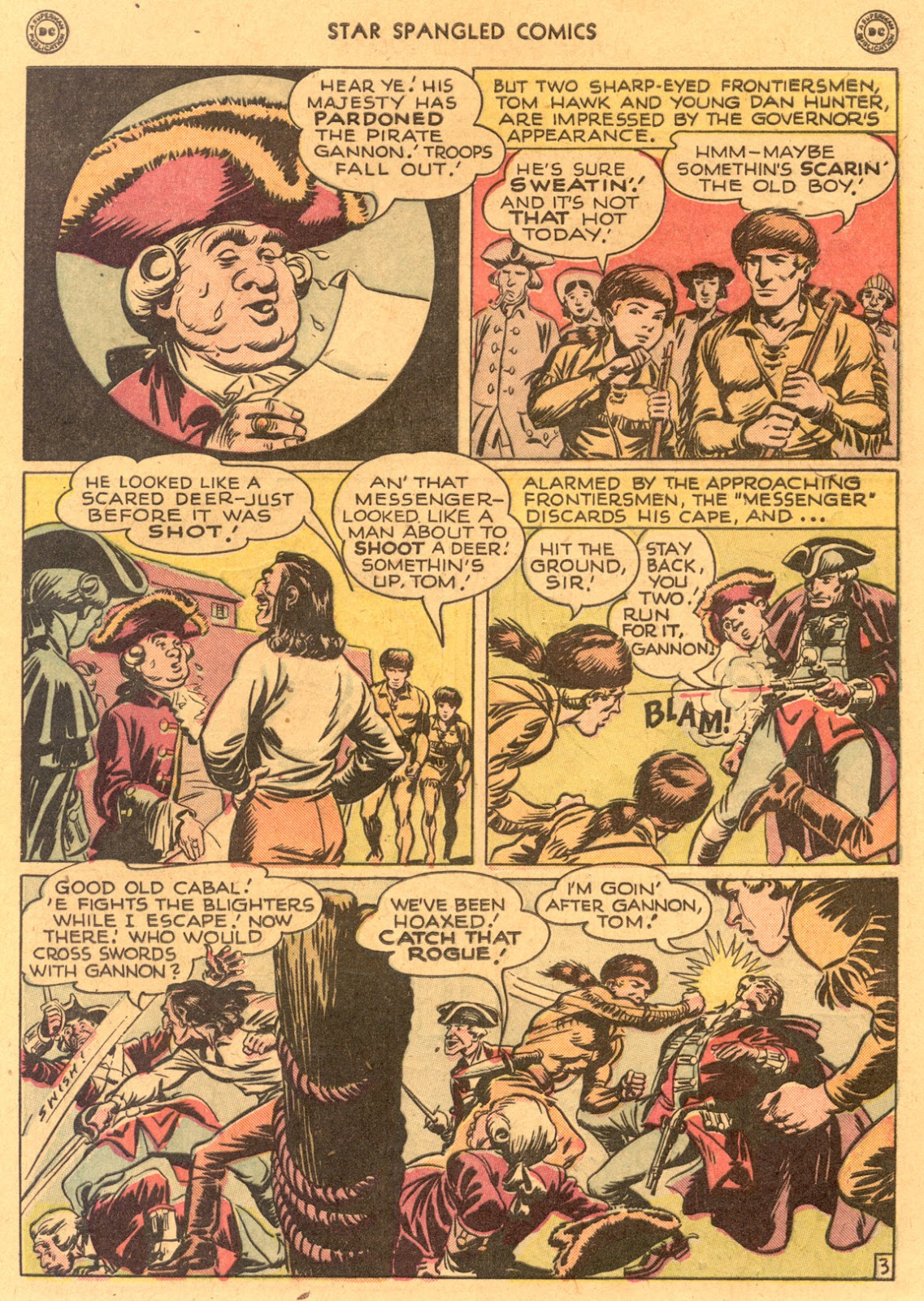 Star Spangled Comics (1941) issue 80 - Page 40