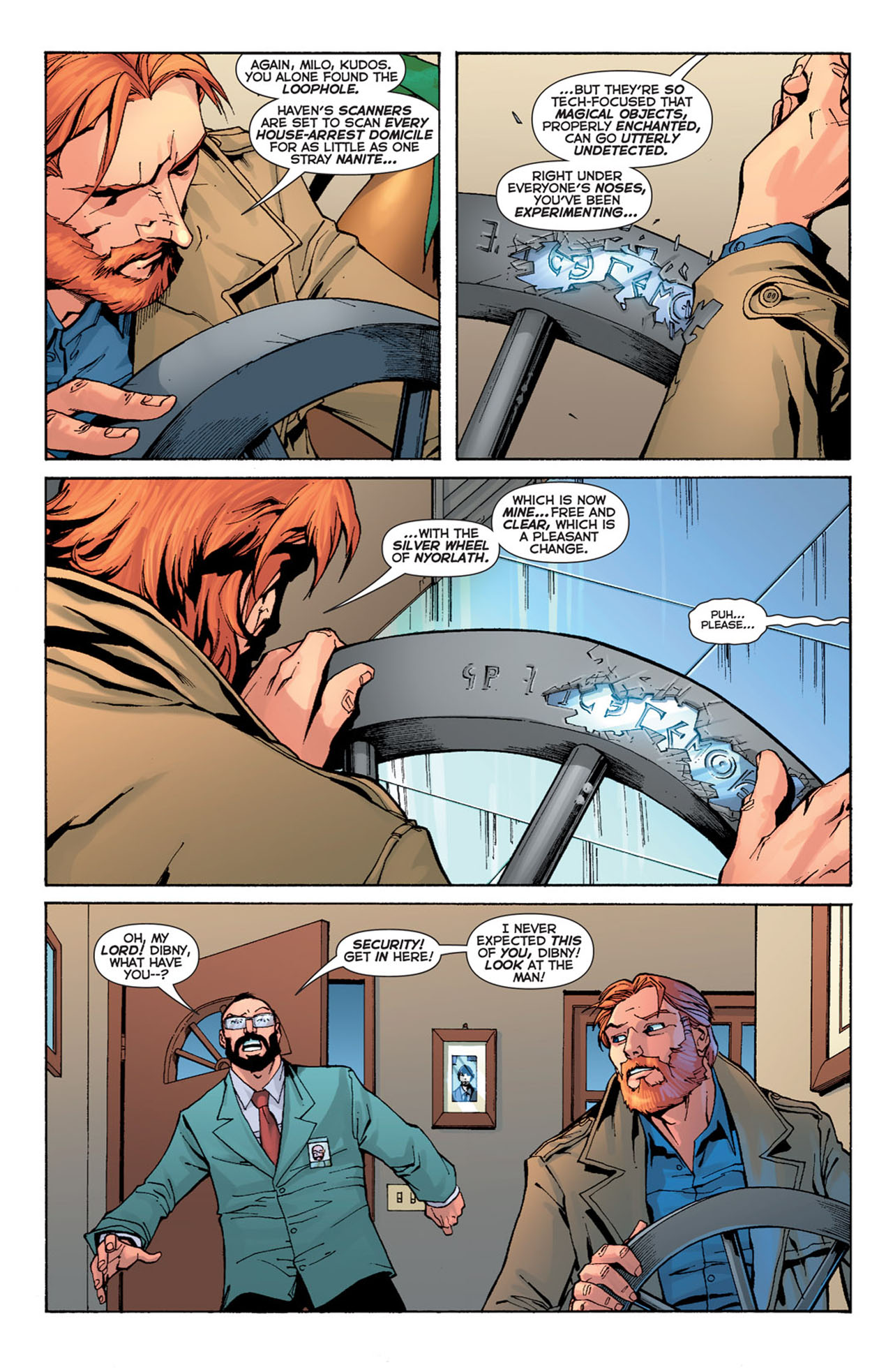 Read online 52 comic -  Issue #41 - 12
