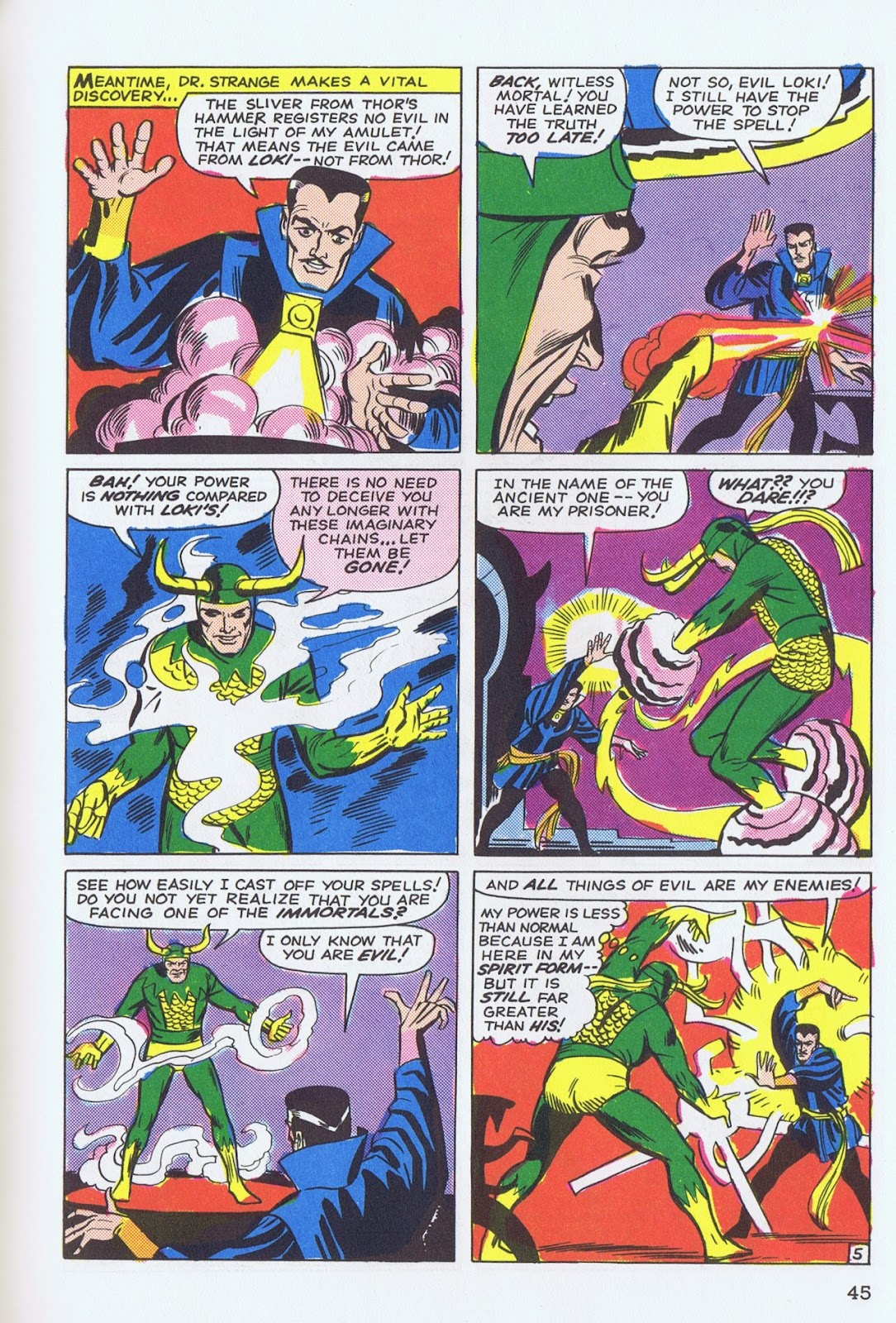 Doctor Strange: Master of the Mystic Arts issue TPB - Page 43