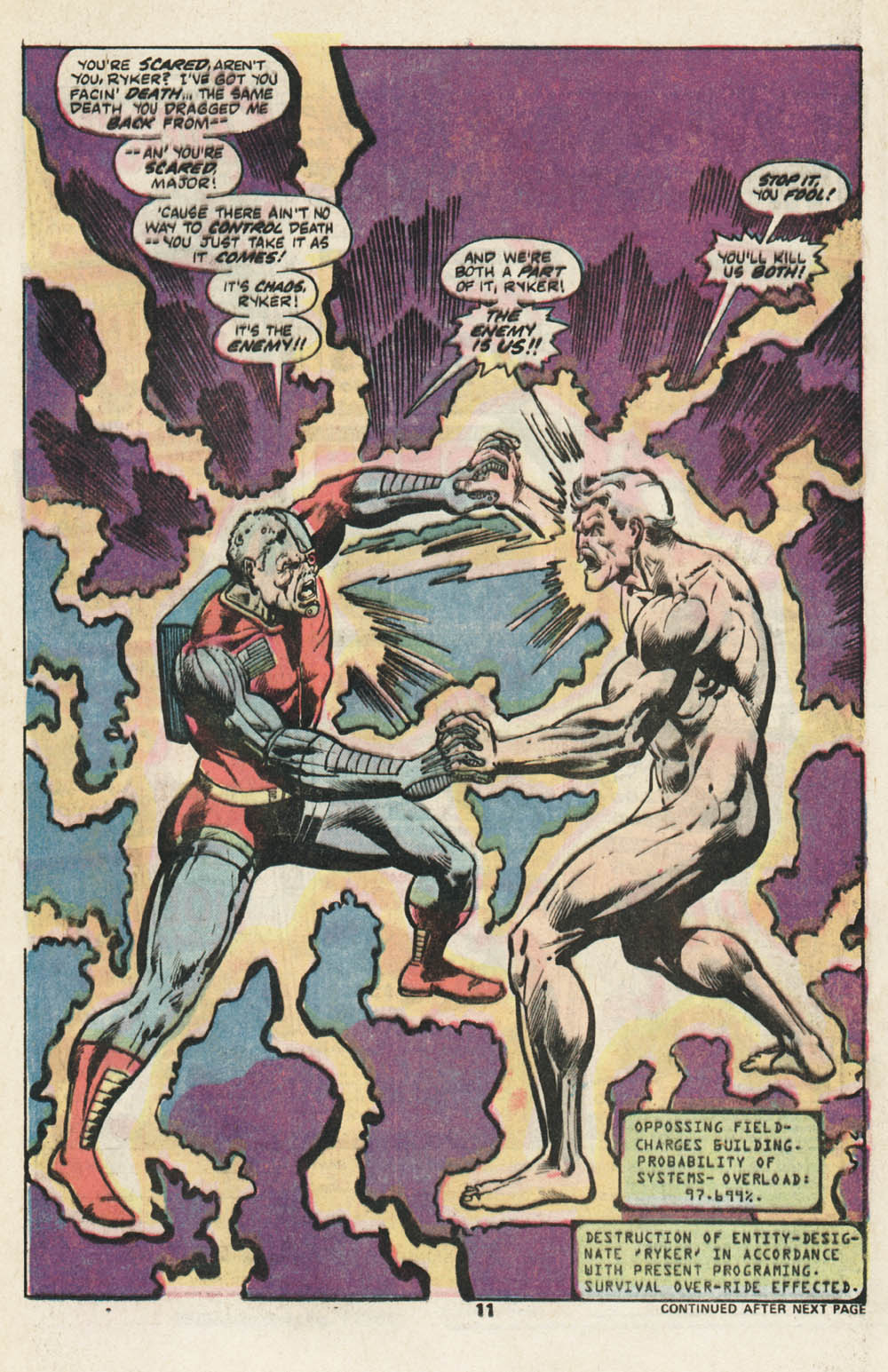 Read online Astonishing Tales (1970) comic -  Issue #35 - 8