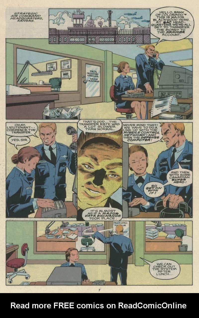 Read online Alpha Flight (1983) comic -  Issue #63 - 9