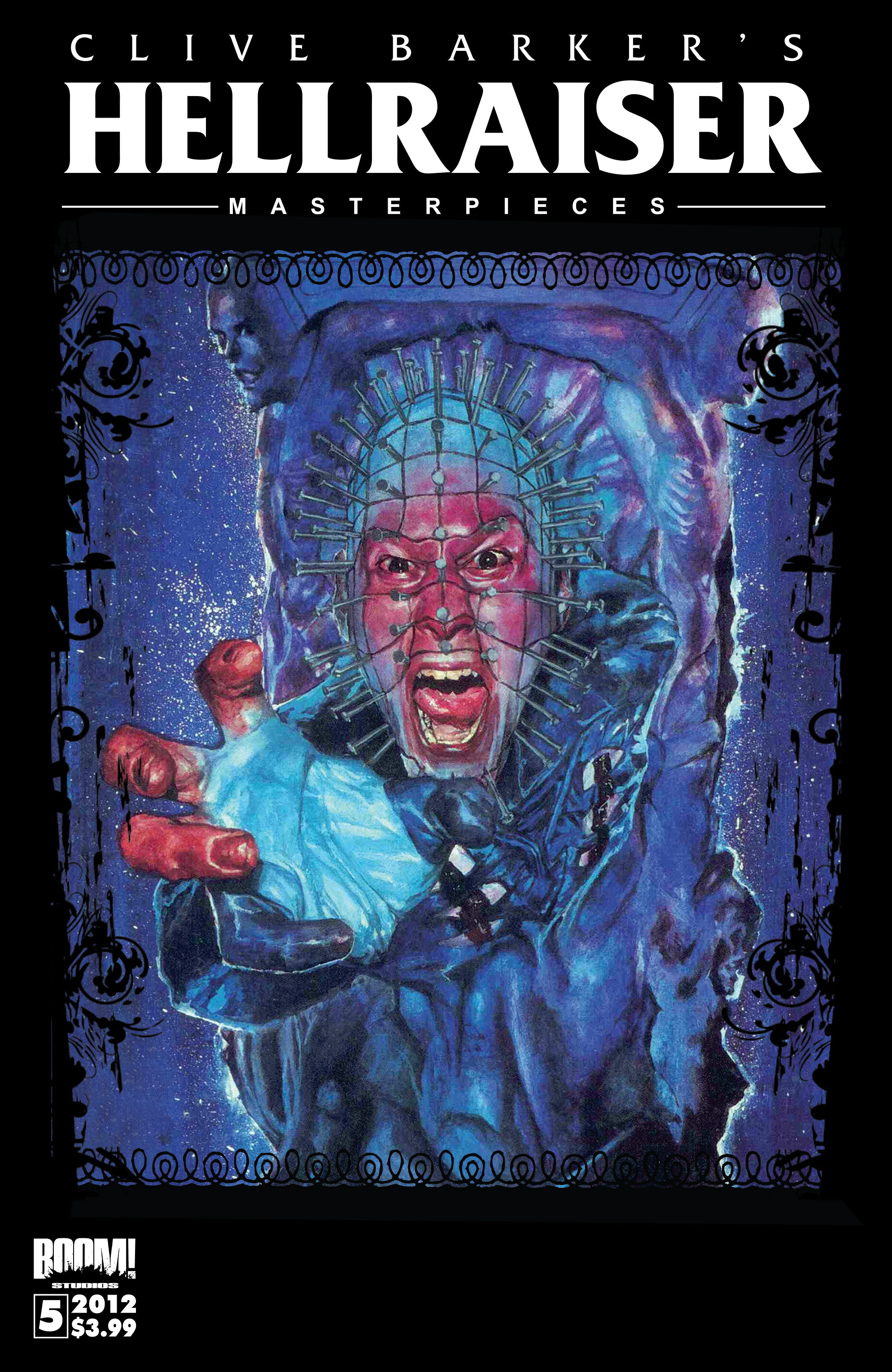Clive Barkers Hellraiser Masterpieces 5 Page 1