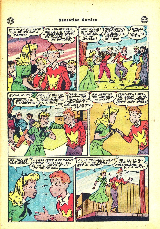 Read online Sensation (Mystery) Comics comic -  Issue #81 - 35
