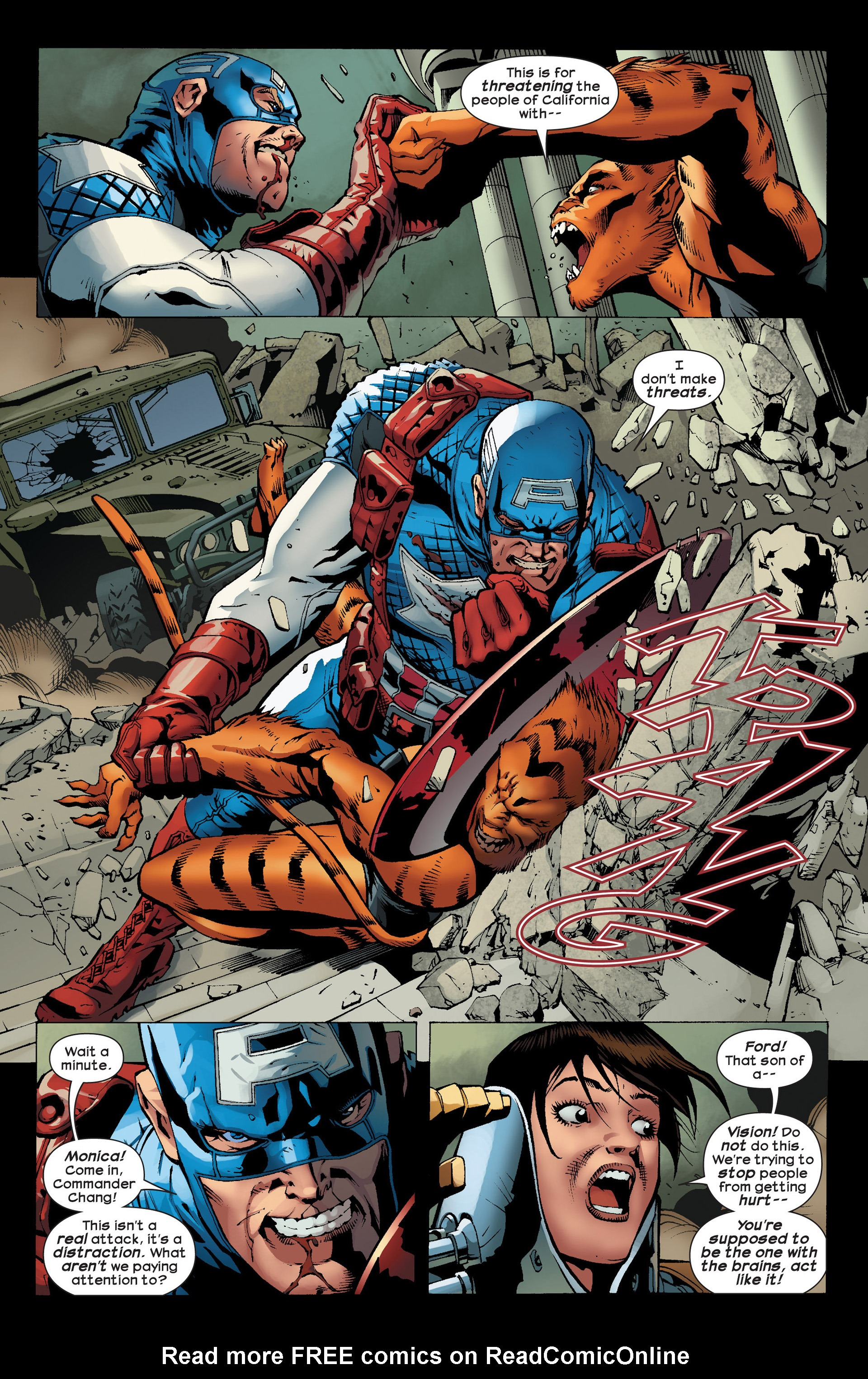 Read online Ultimate Comics Ultimates comic -  Issue #23 - 17