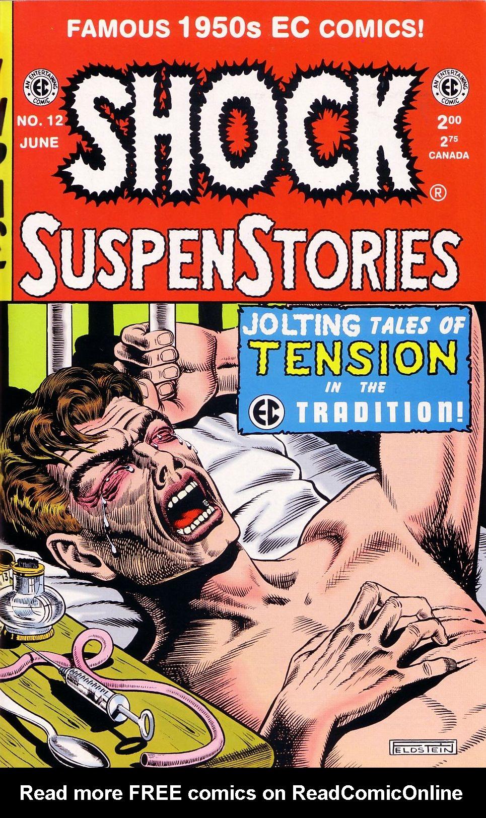 Shock SuspenStories 12 Page 1