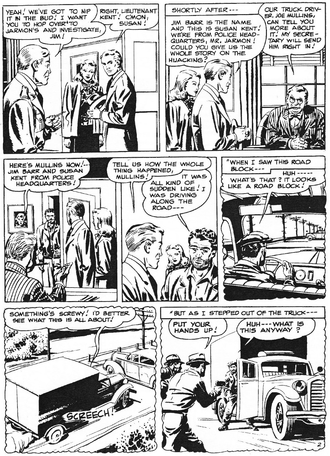 Read online Men of Mystery Comics comic -  Issue #82 - 108