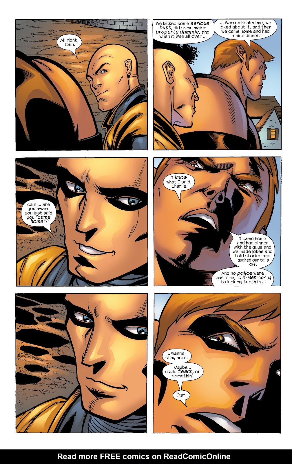Read online X-Men: Unstoppable comic -  Issue # TPB (Part 4) - 28