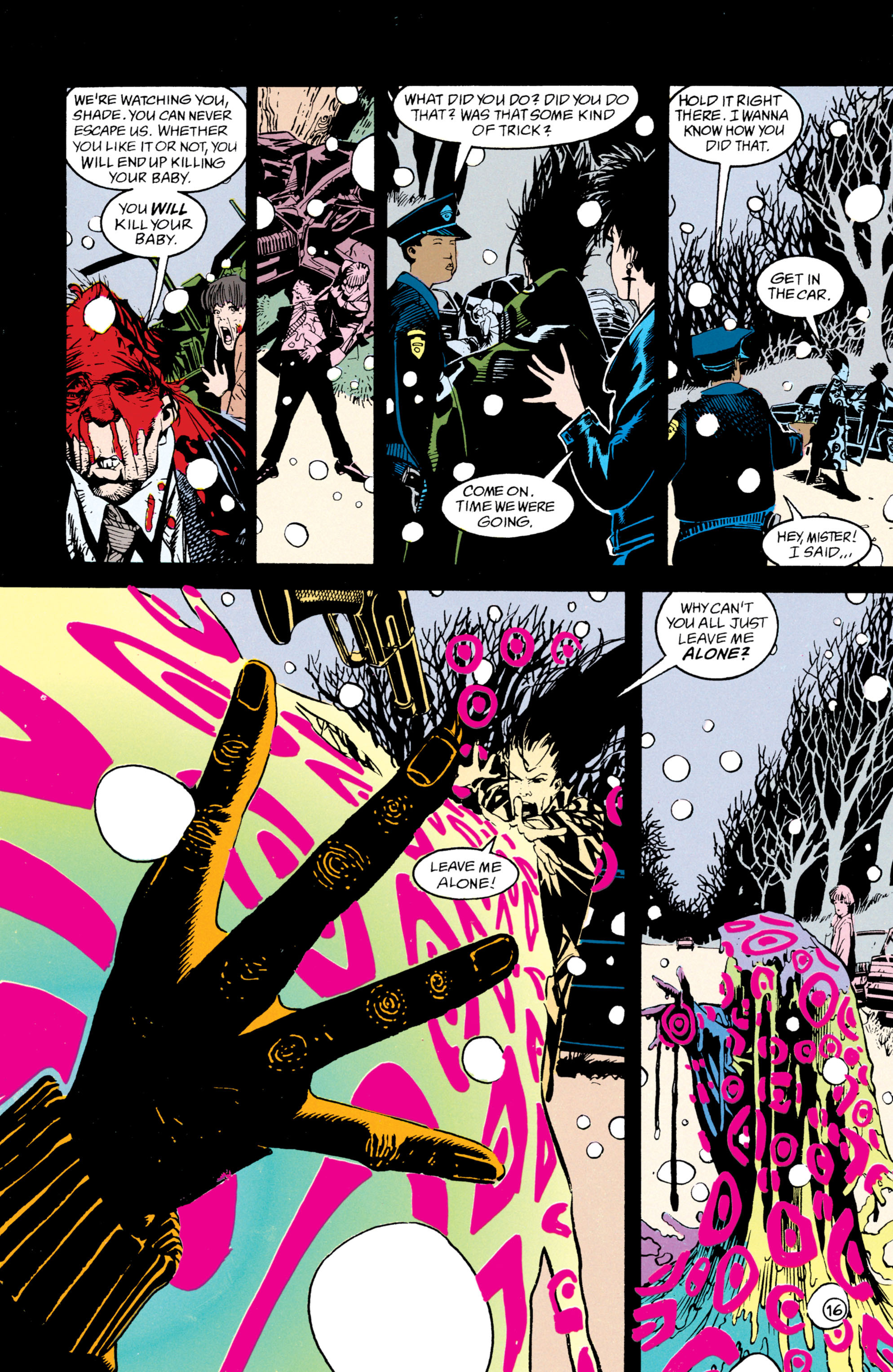 Read online Shade, the Changing Man comic -  Issue #47 - 17