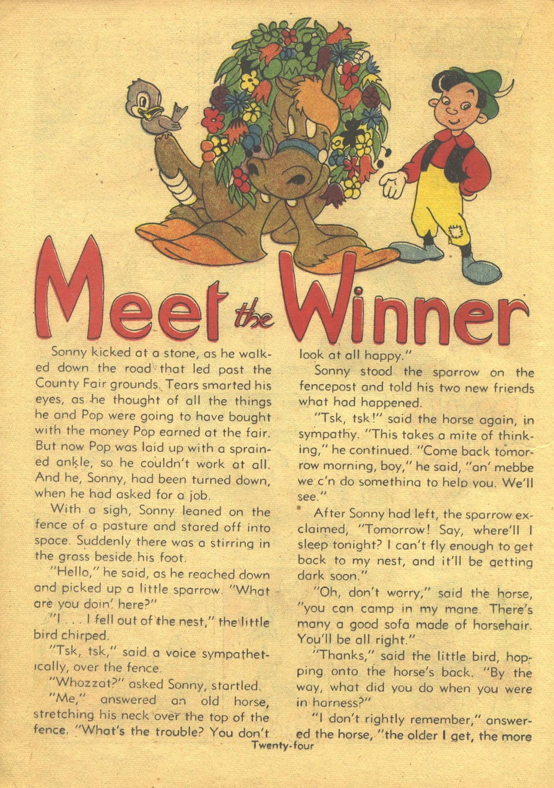 Walt Disney's Comics and Stories issue 39 - Page 26