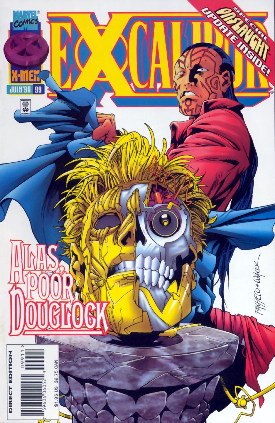 Excalibur (1988) issue 99 - Page 1
