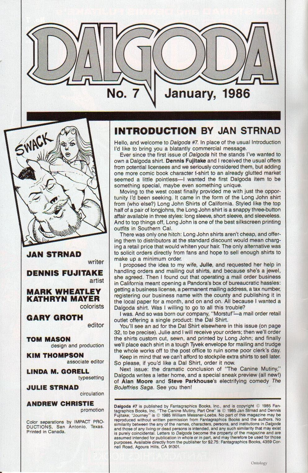 Read online Dalgoda comic -  Issue #7 - 2