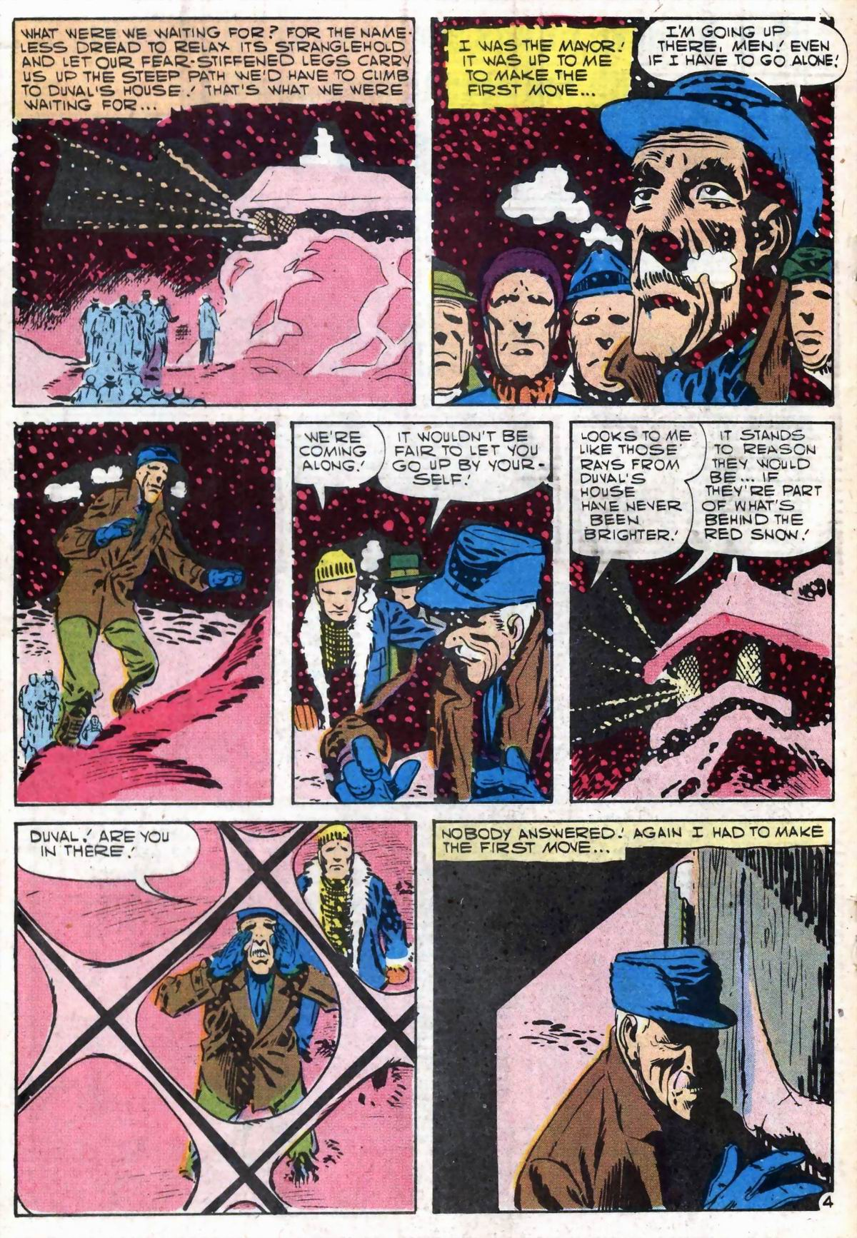 Read online Scary Tales comic -  Issue #41 - 18