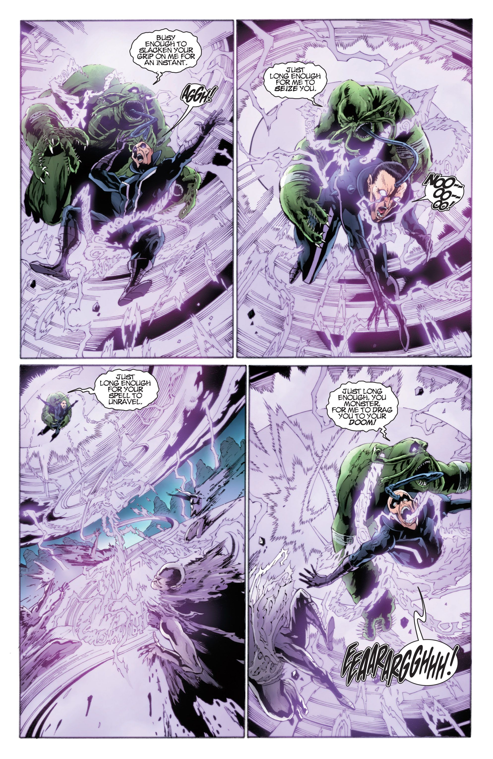 Read online Annihilators comic -  Issue #4 - 15