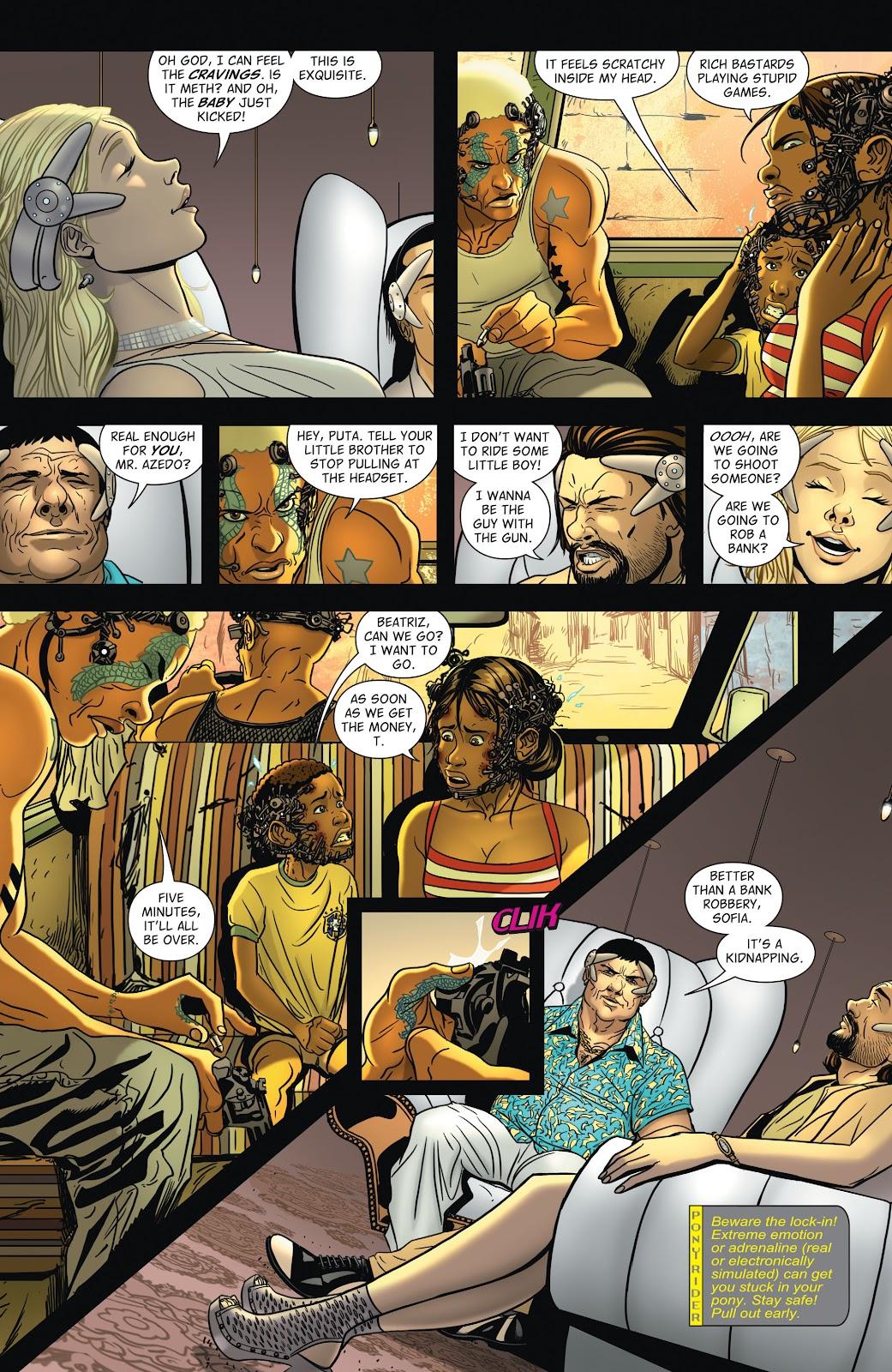 Read online Strange Adventures (2014) comic -  Issue # TPB (Part 1) - 34