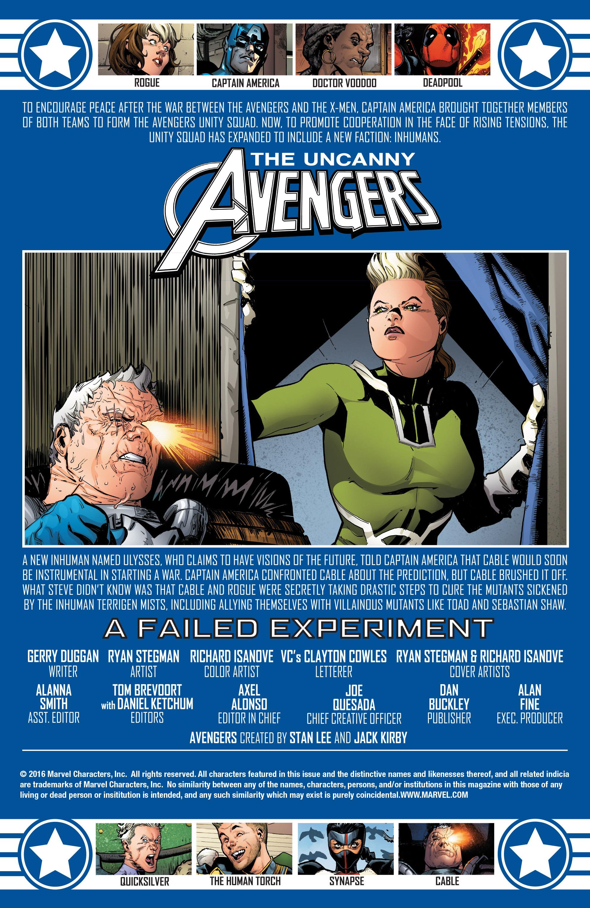Read online Uncanny Avengers [II] comic -  Issue #14 - 2