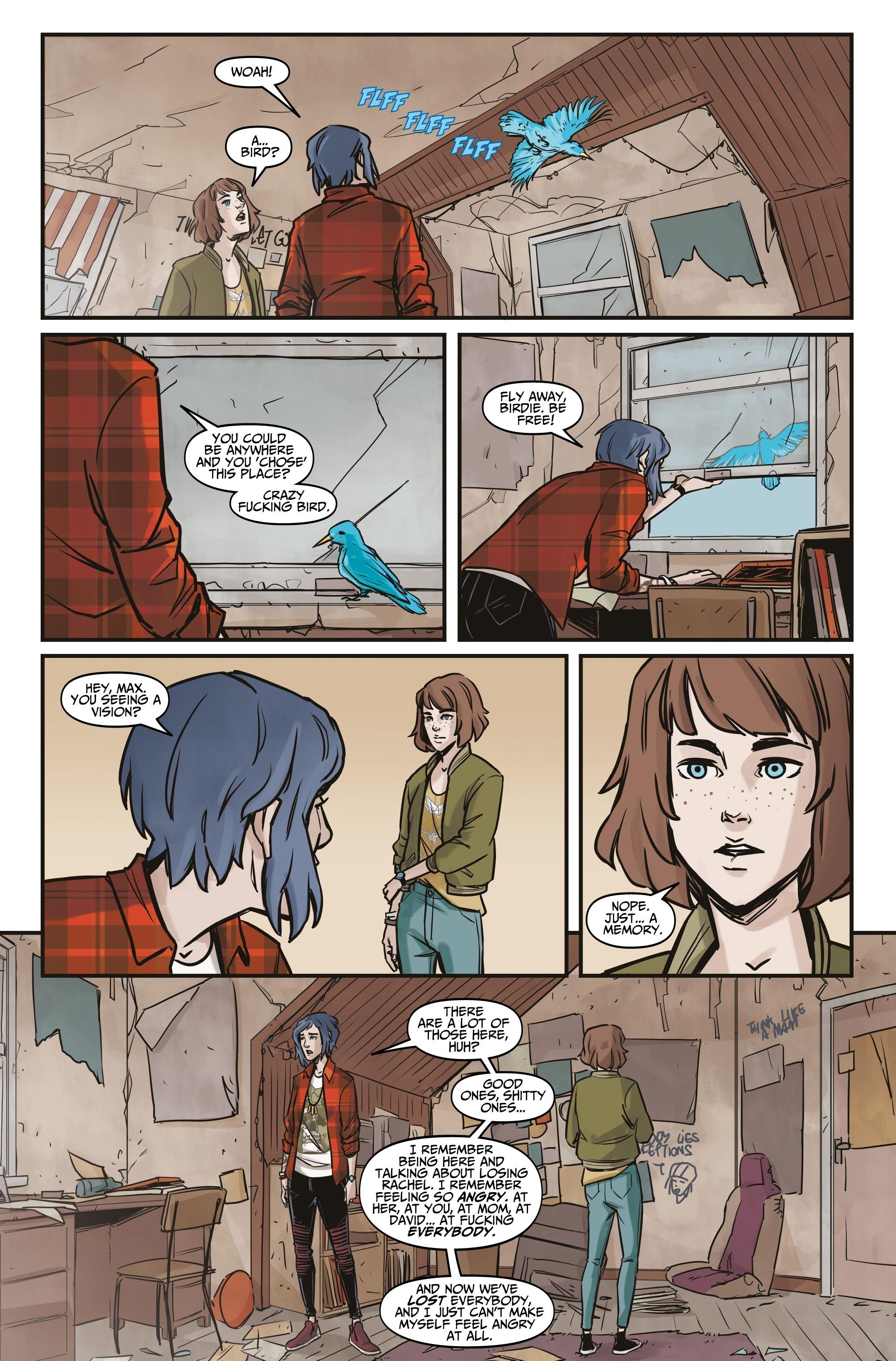 Life is Strange #3 #3 - English 14