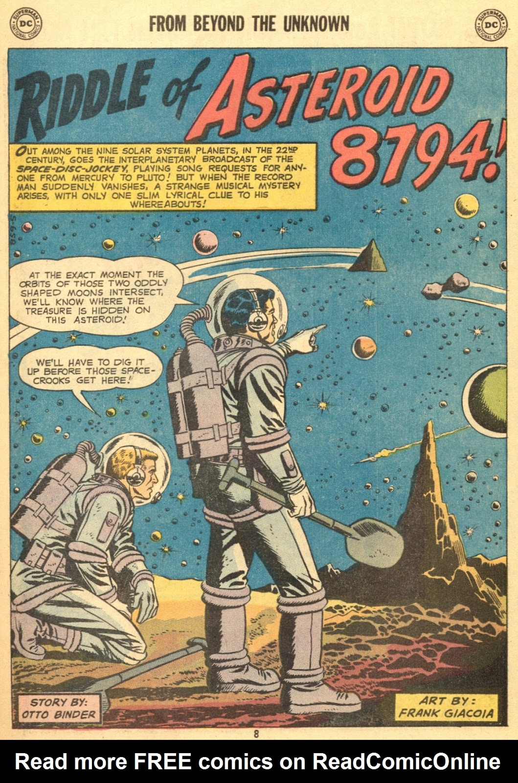 From Beyond the Unknown (1969) issue 9 - Page 10