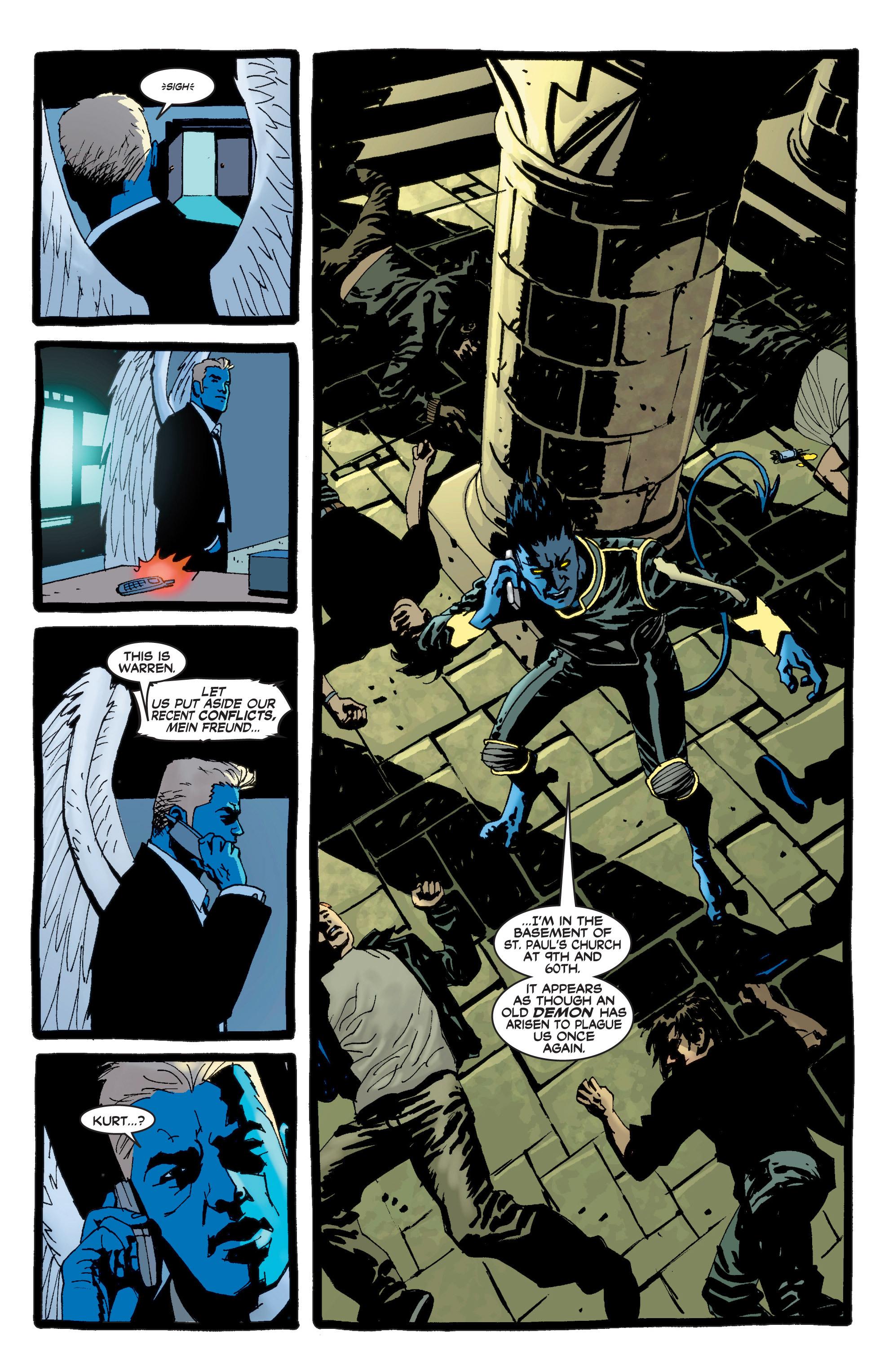 Read online Uncanny X-Men (1963) comic -  Issue #408 - 8