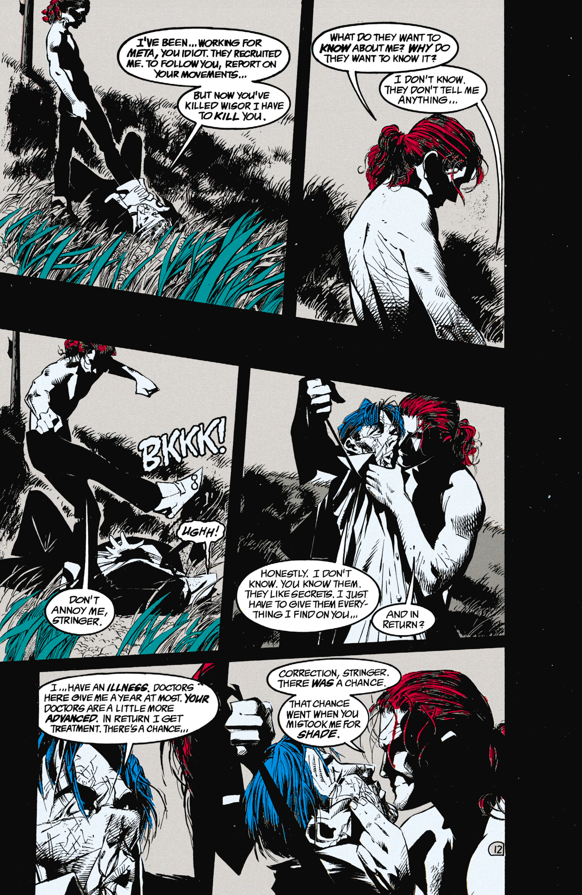 Read online Shade, the Changing Man comic -  Issue #25 - 13
