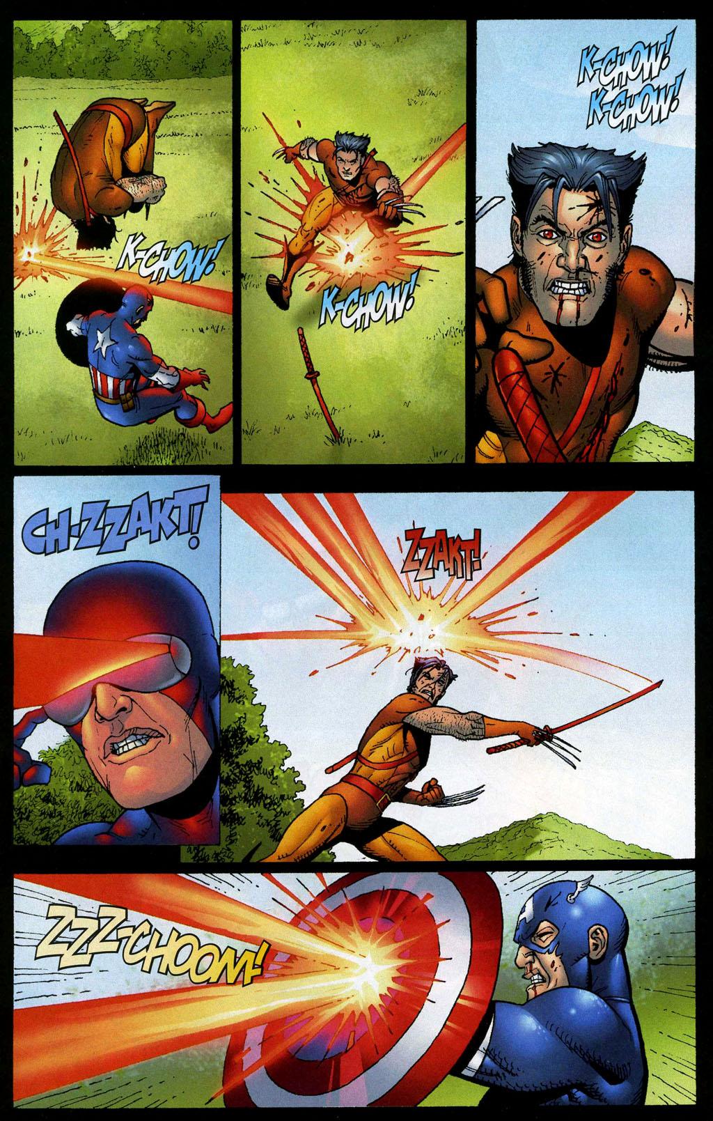 Read online Wolverine: Origins comic -  Issue #5 - 6