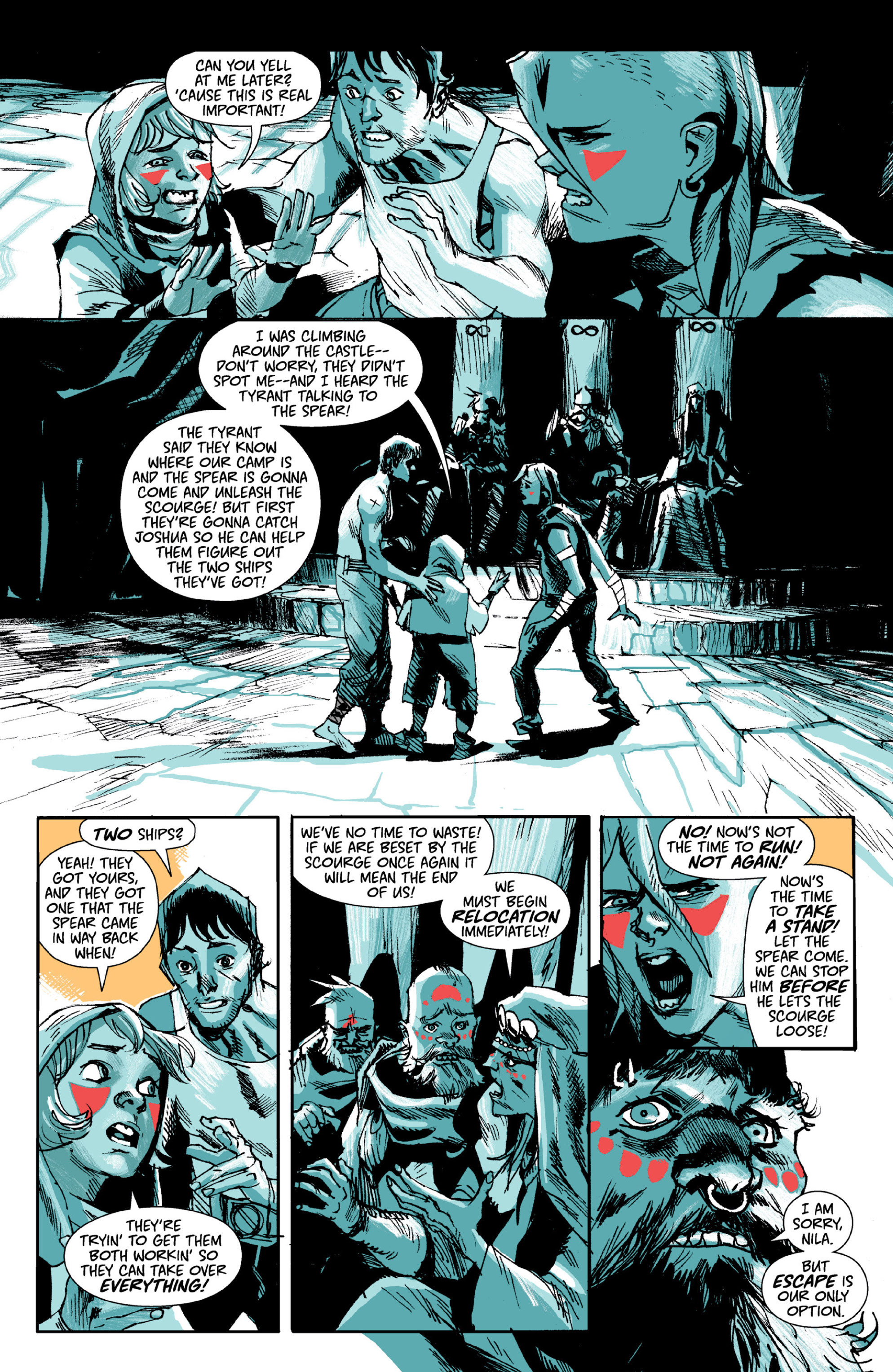 Read online Ei8ht comic -  Issue # TPB - 62