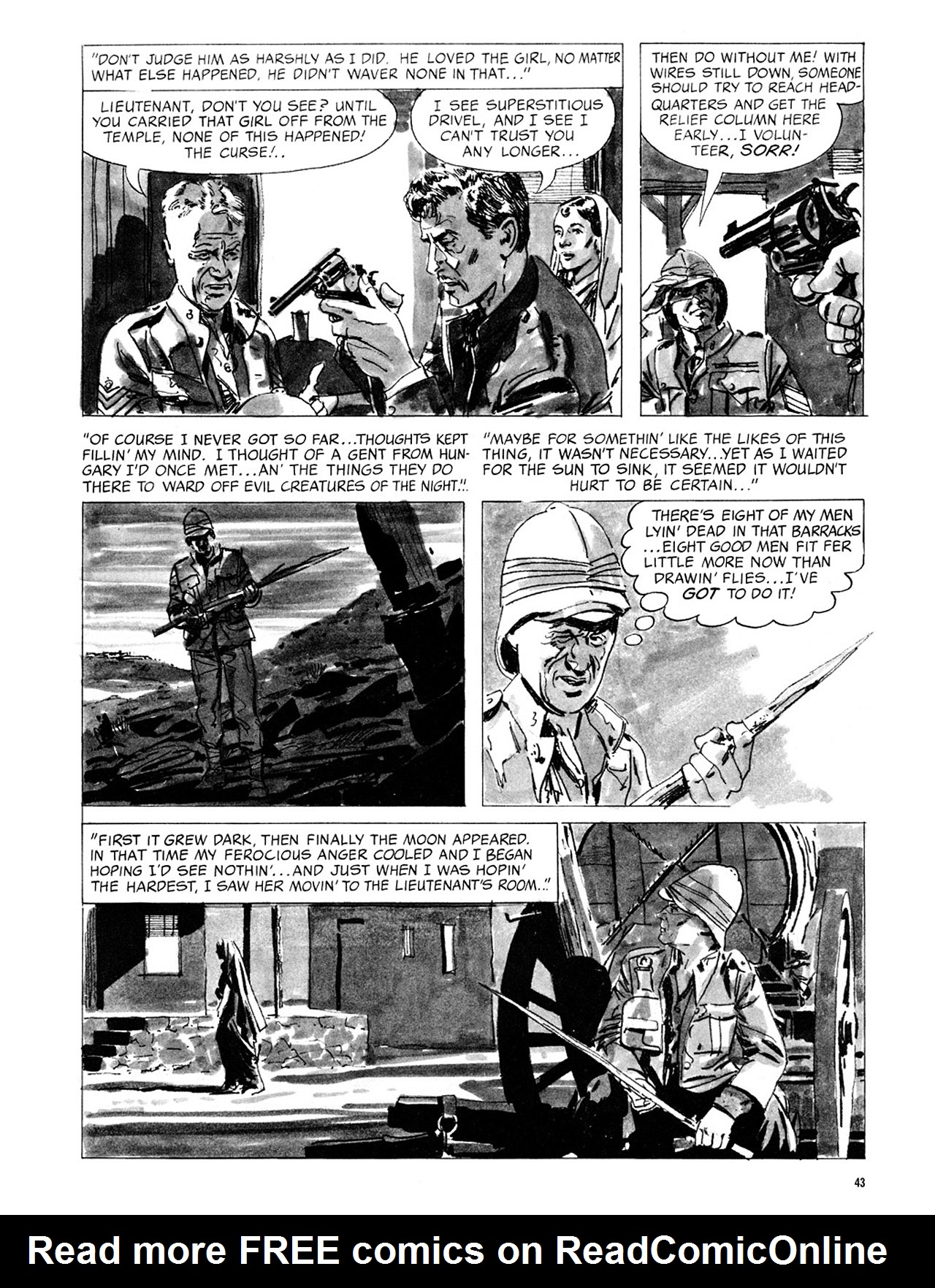 Read online Eerie Archives comic -  Issue # TPB 2 - 44
