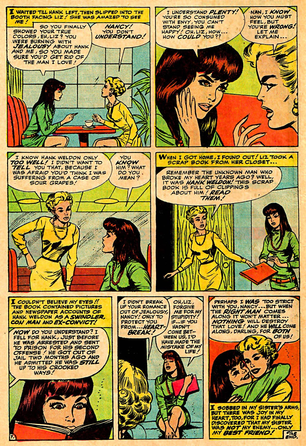 My Love (1969) issue 7 - Page 20