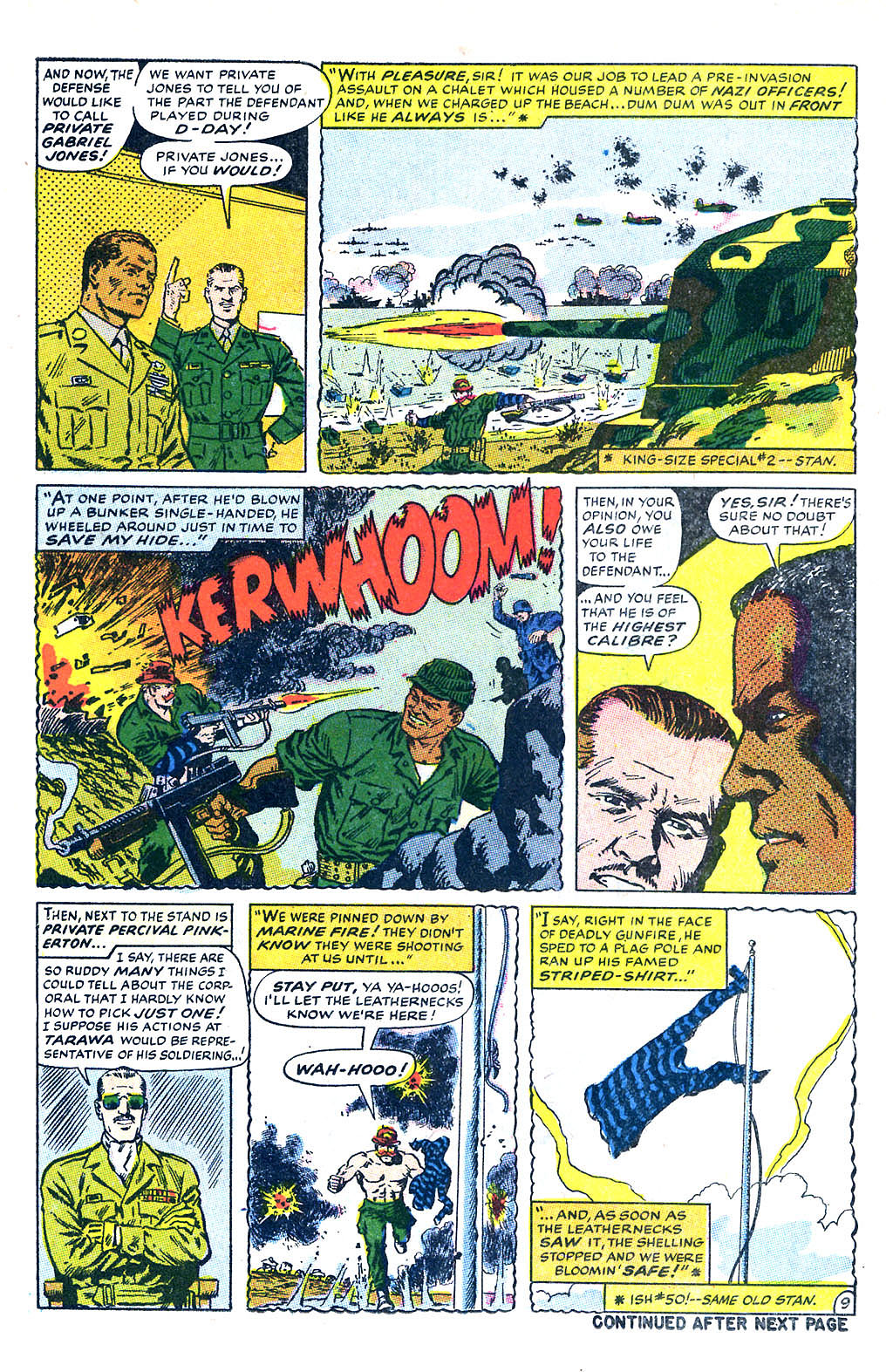Read online Sgt. Fury comic -  Issue #60 - 14