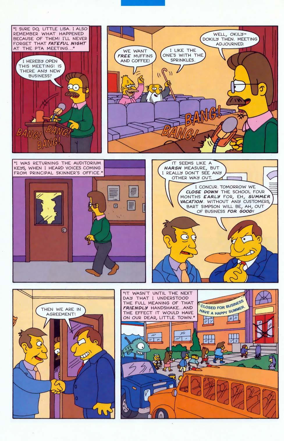 Read online Simpsons Comics comic -  Issue #47 - 17