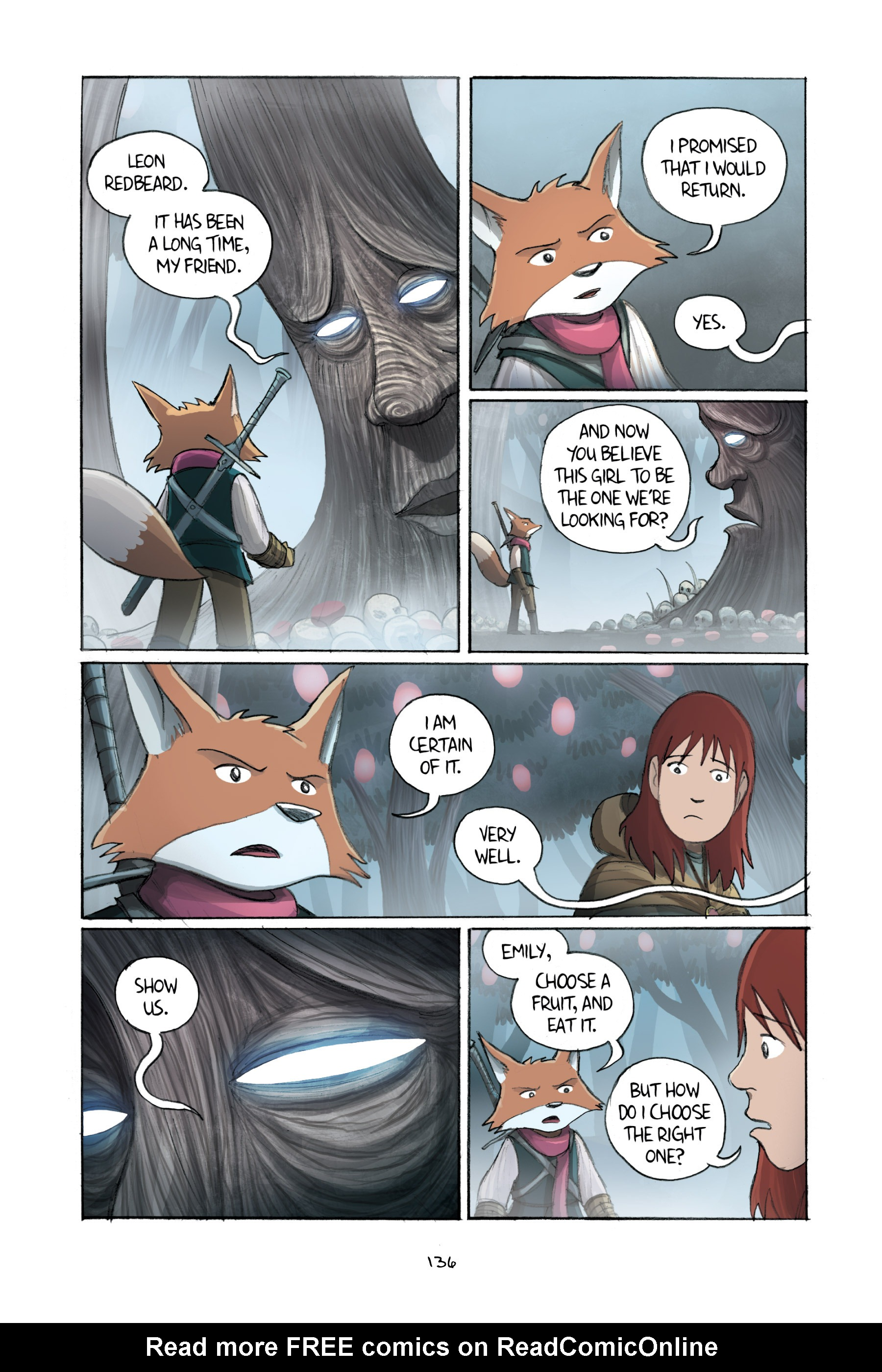 Read online Amulet comic -  Issue #2 - 135