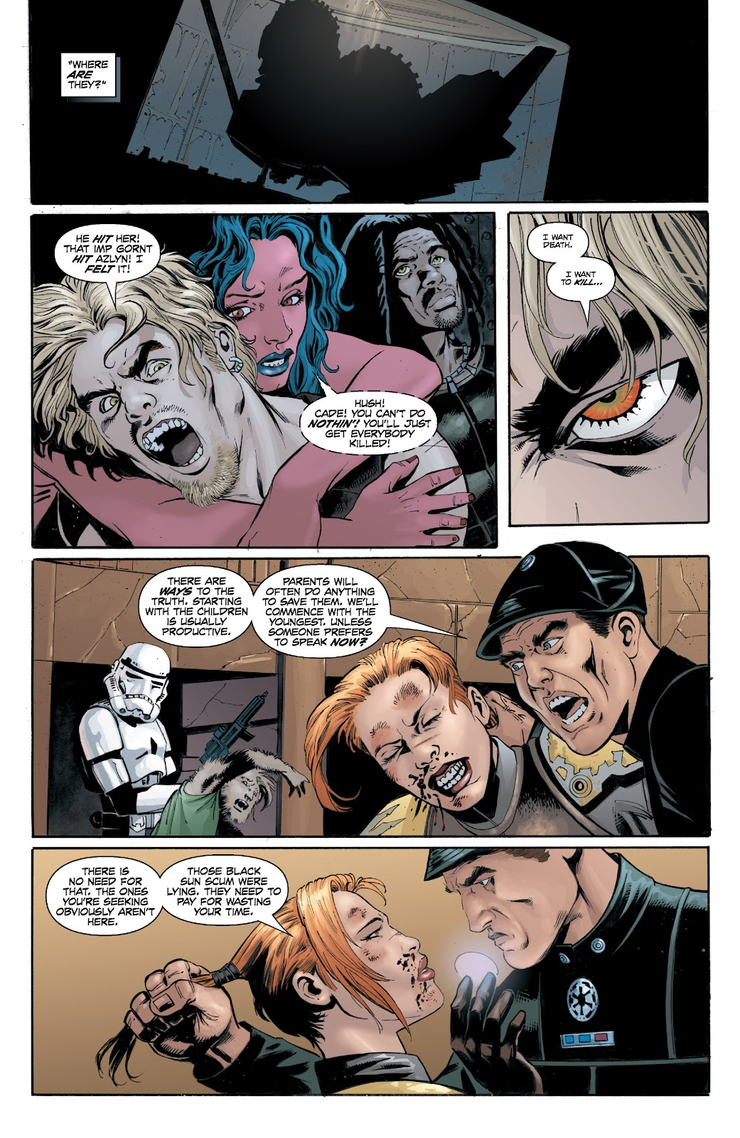 Read online Star Wars Legends: Legacy - Epic Collection comic -  Issue # TPB 2 (Part 2) - 44