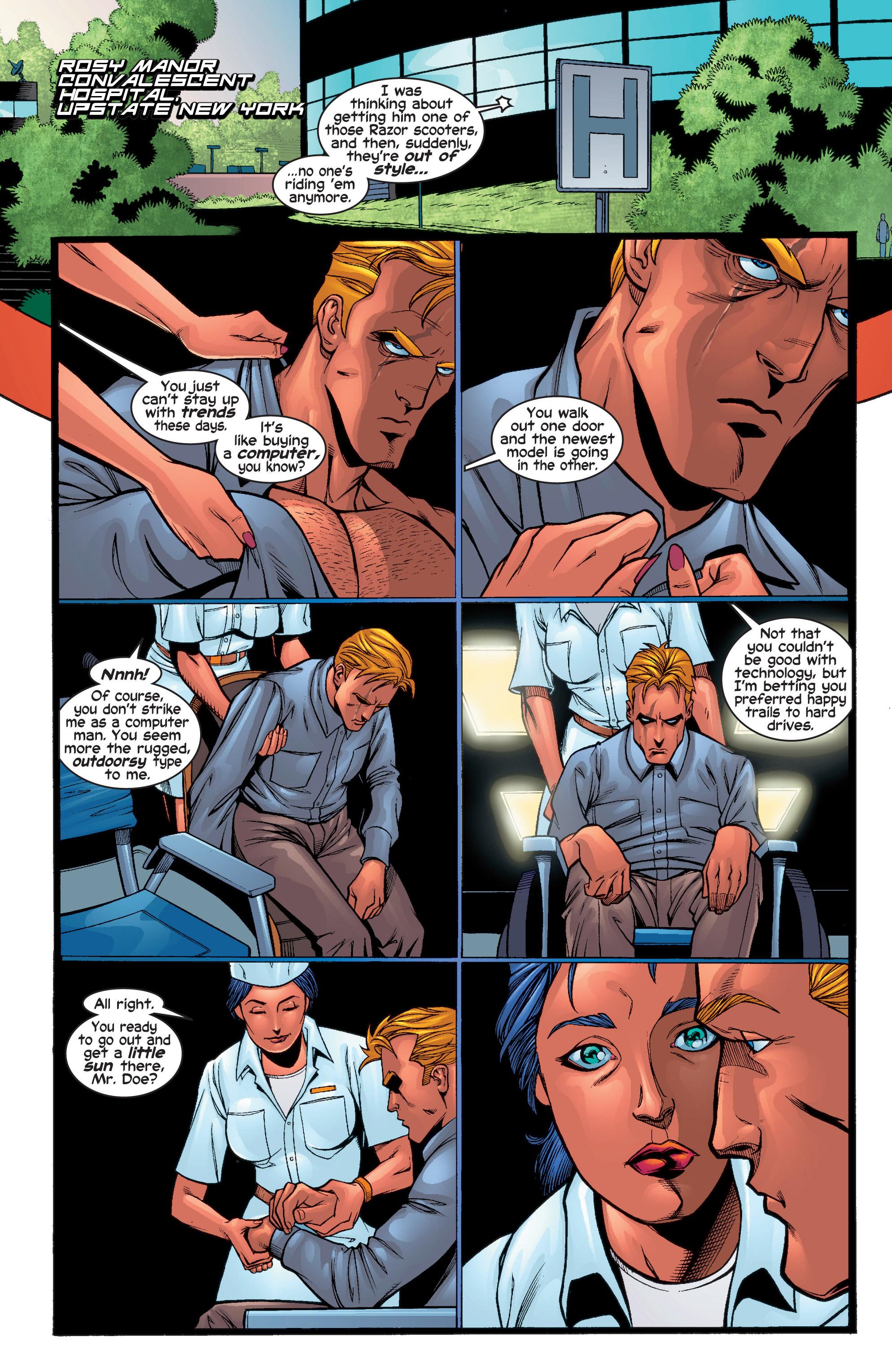 Read online Uncanny X-Men (1963) comic -  Issue #411 - 12